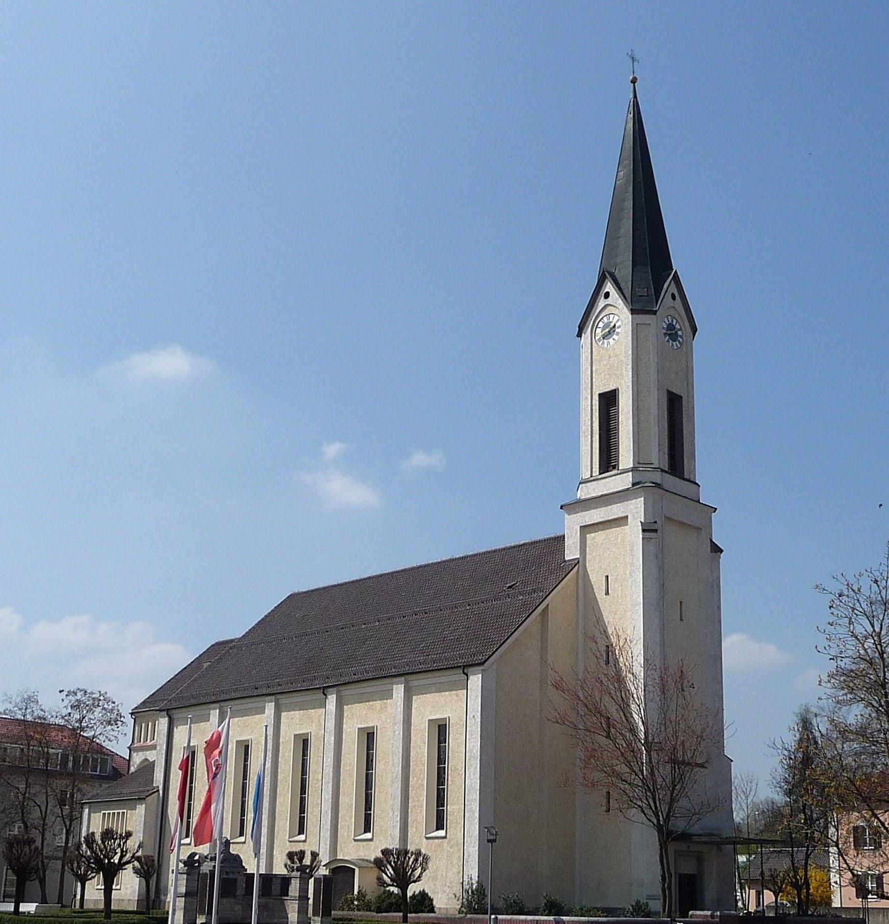 Pfarrkirche Simbach Am Inn