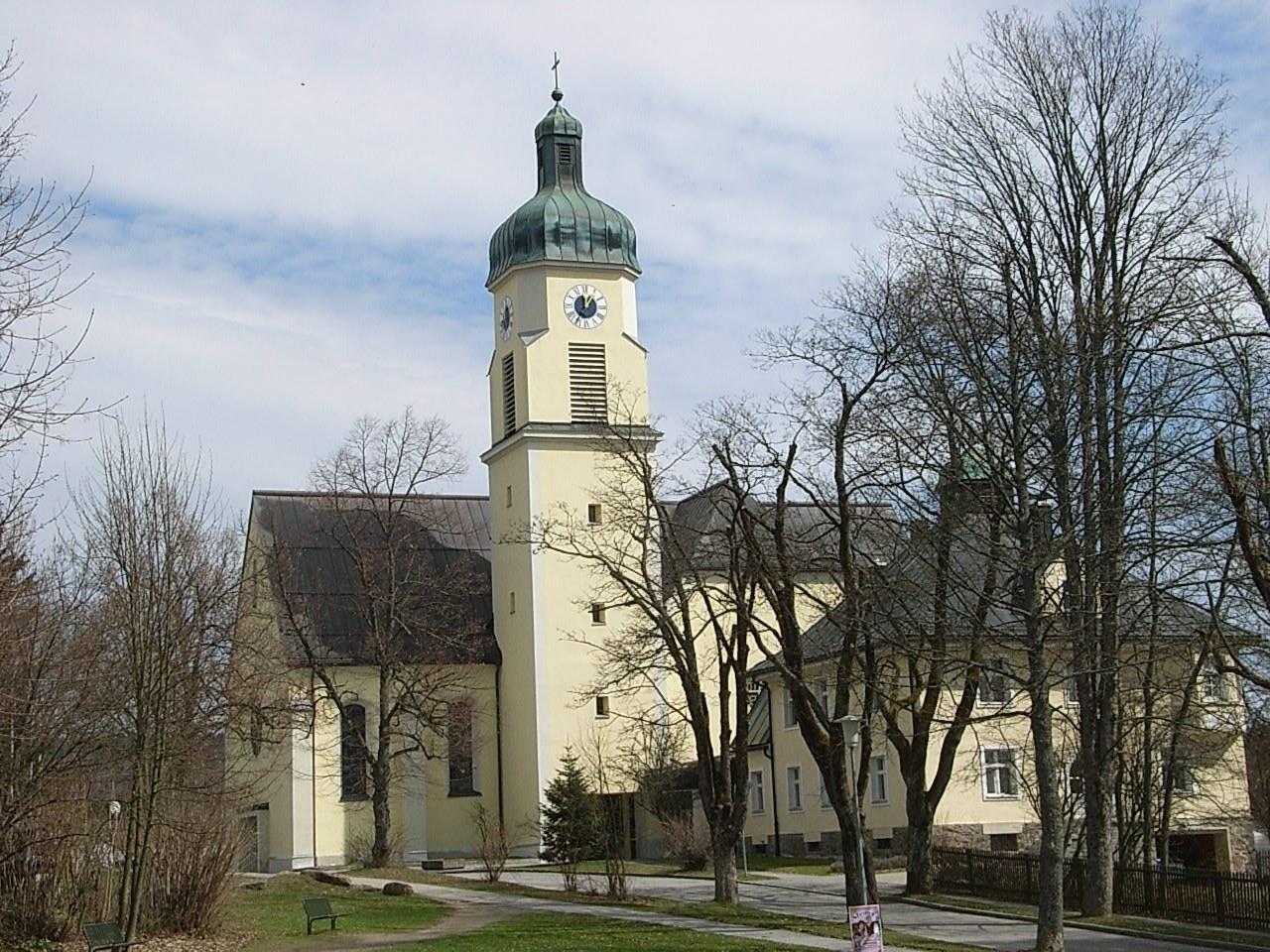 Pfarrkirche Spiegelau