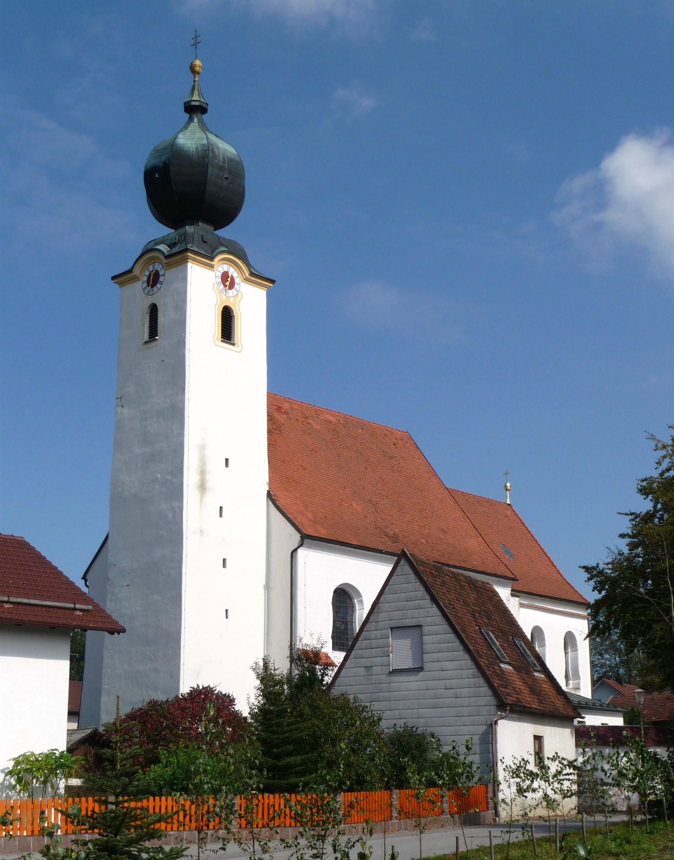 Pfarrkirche St  Michael Otterskirchen