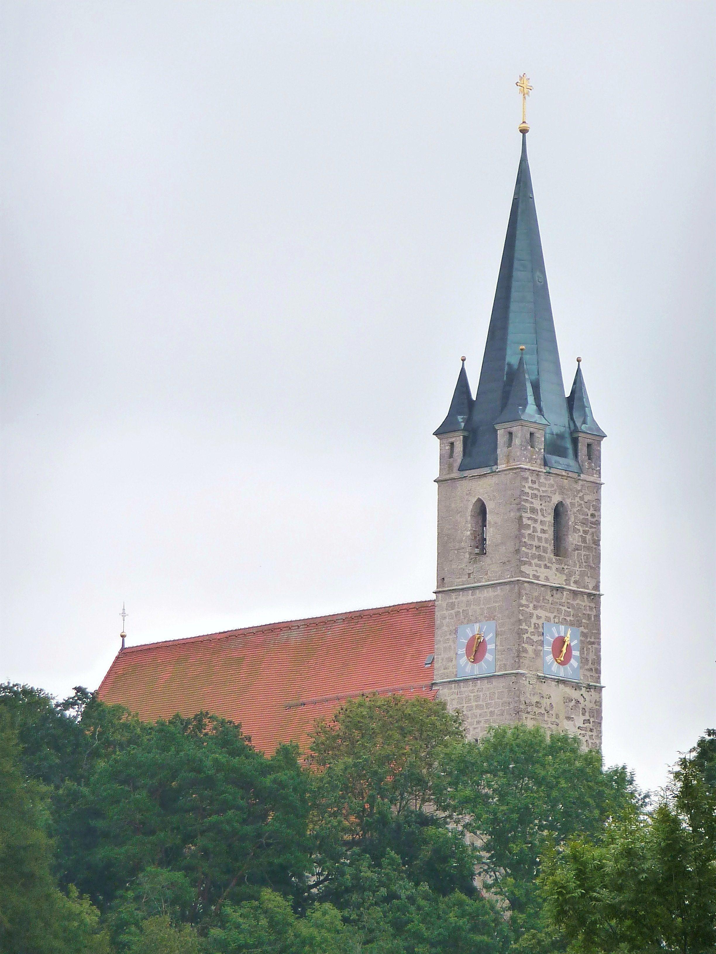 Pfarrkirche St  Rupertus2C Burgkirchen Am Wald
