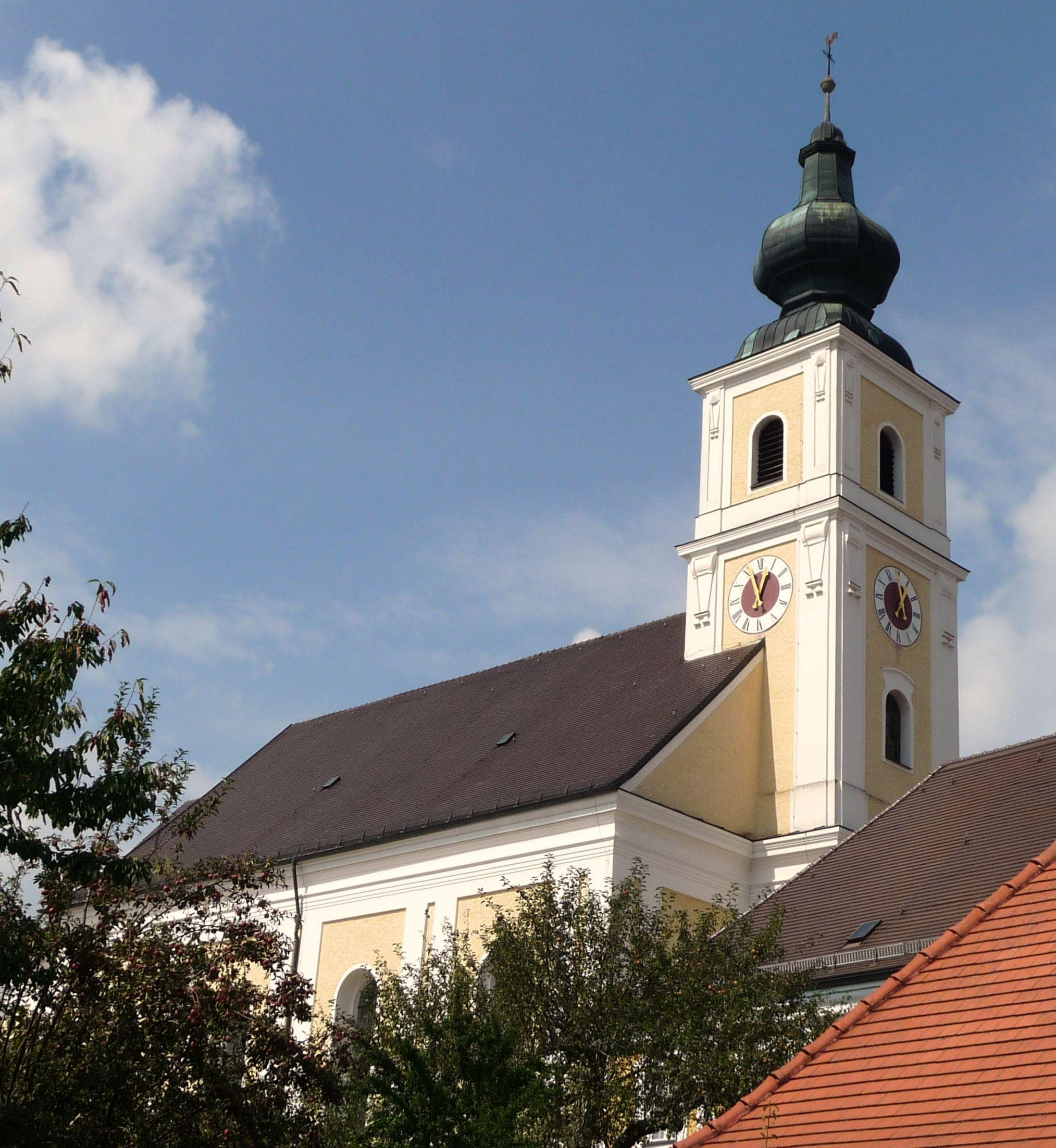 Pfarrkirche Tann