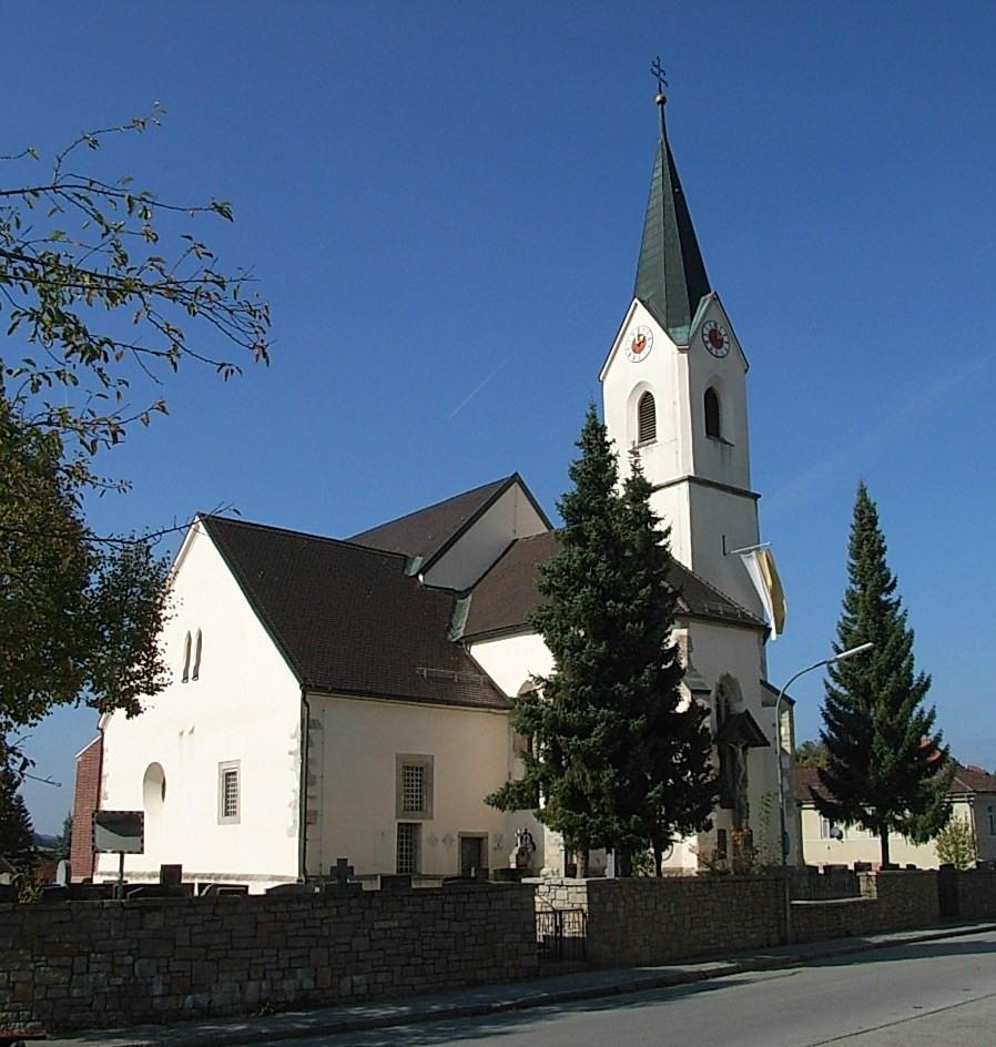 Pfarrkirche Tiefenbach