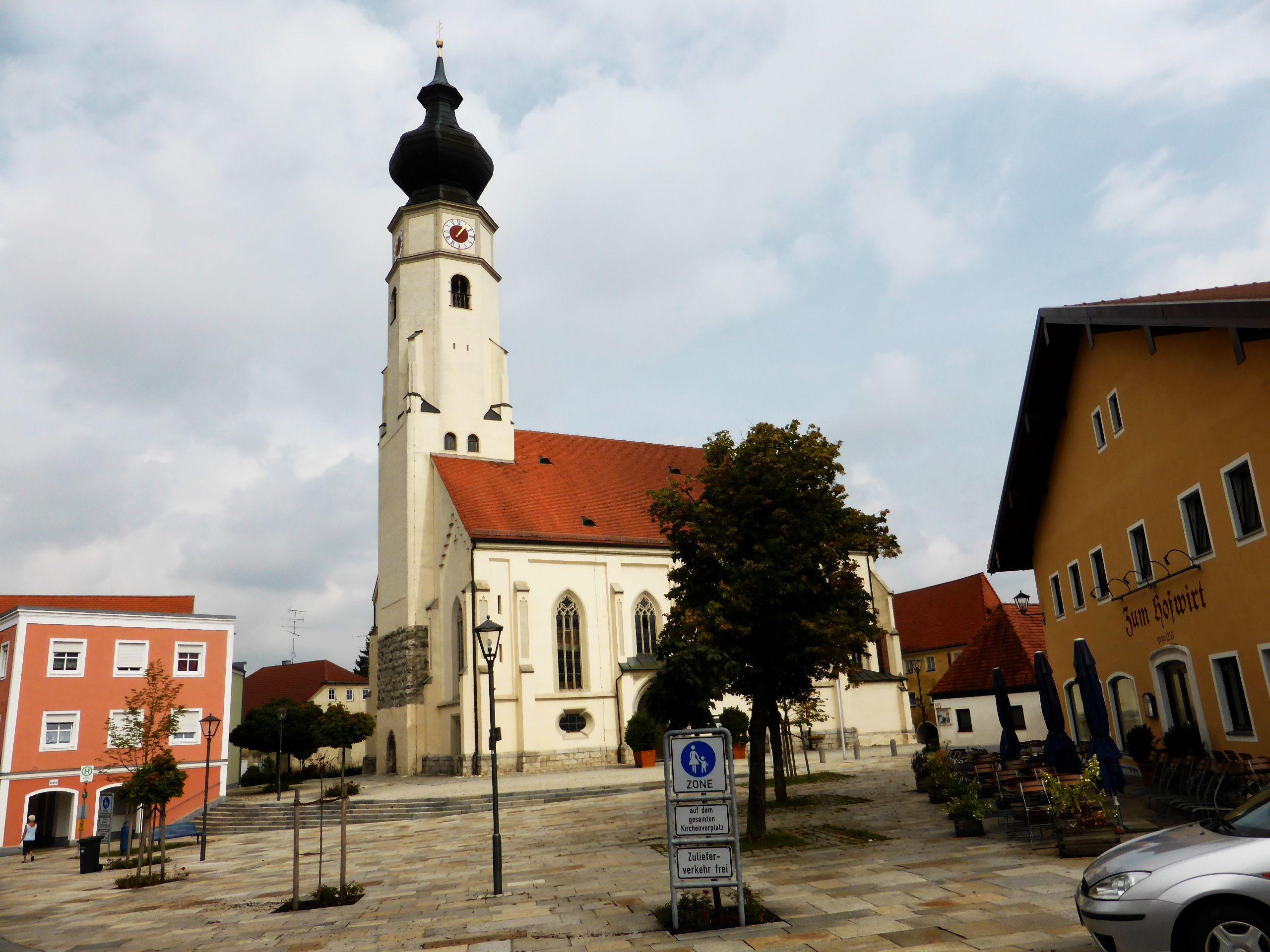 Pfarrkirche Triftern 12