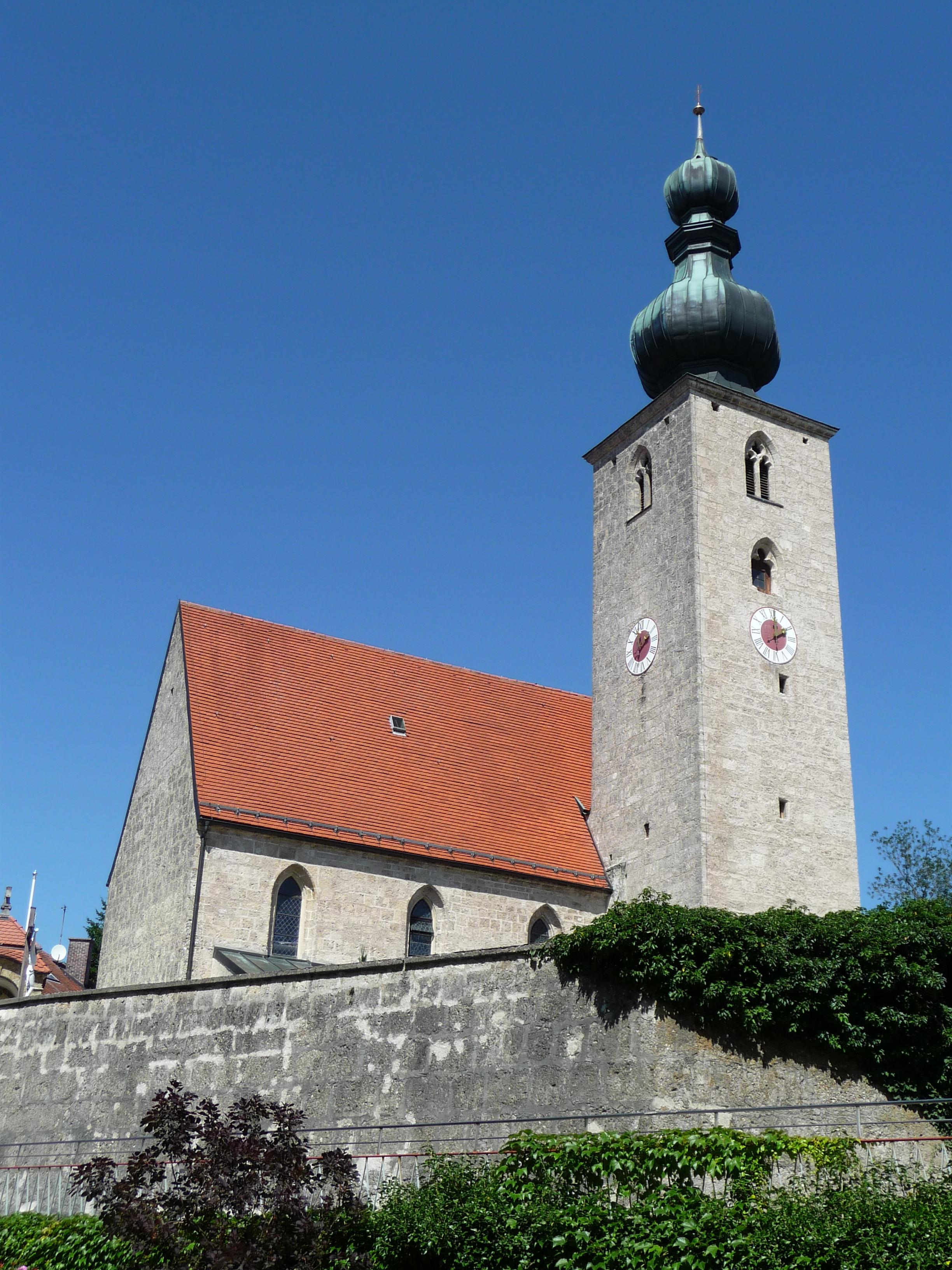 Pfarrkirche Tyrlaching