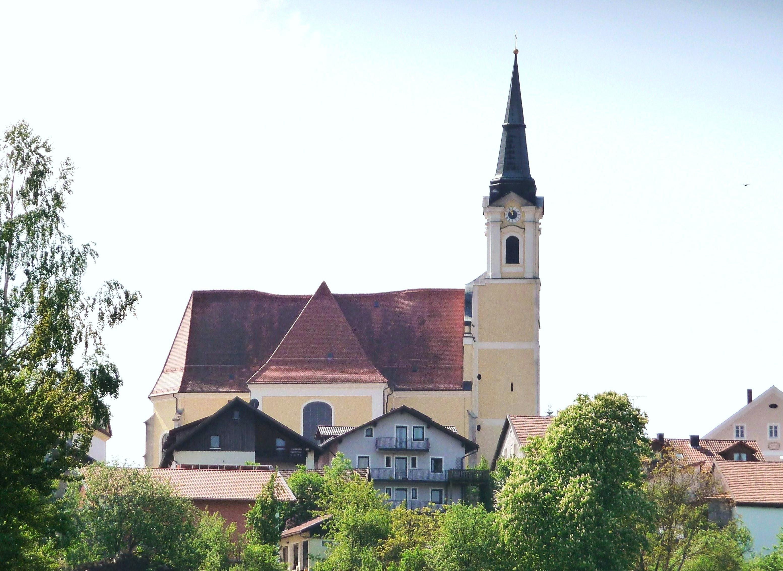 Pfarrkirche Untergriesbach