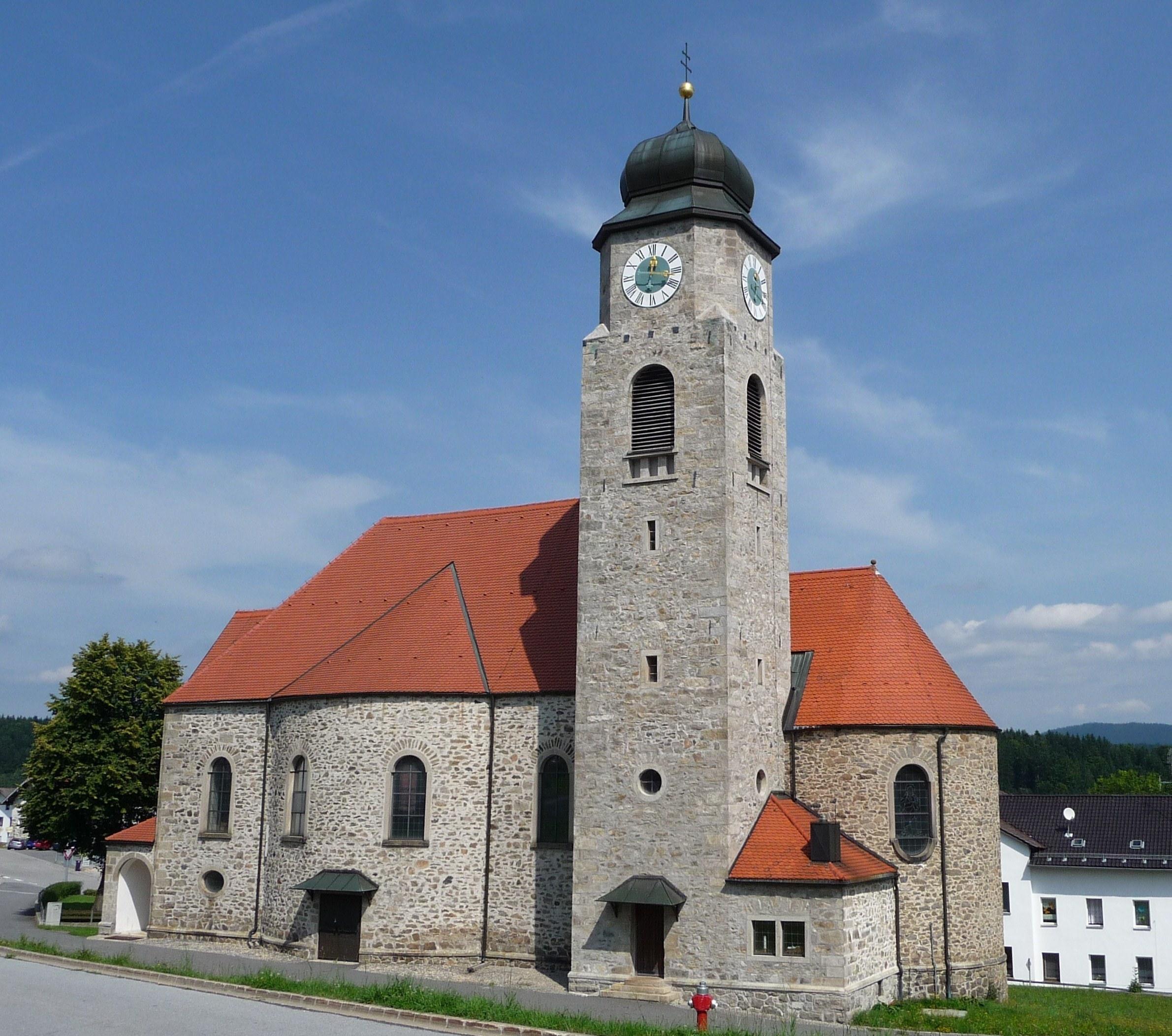 Pfarrkirche Untermitterdorf
