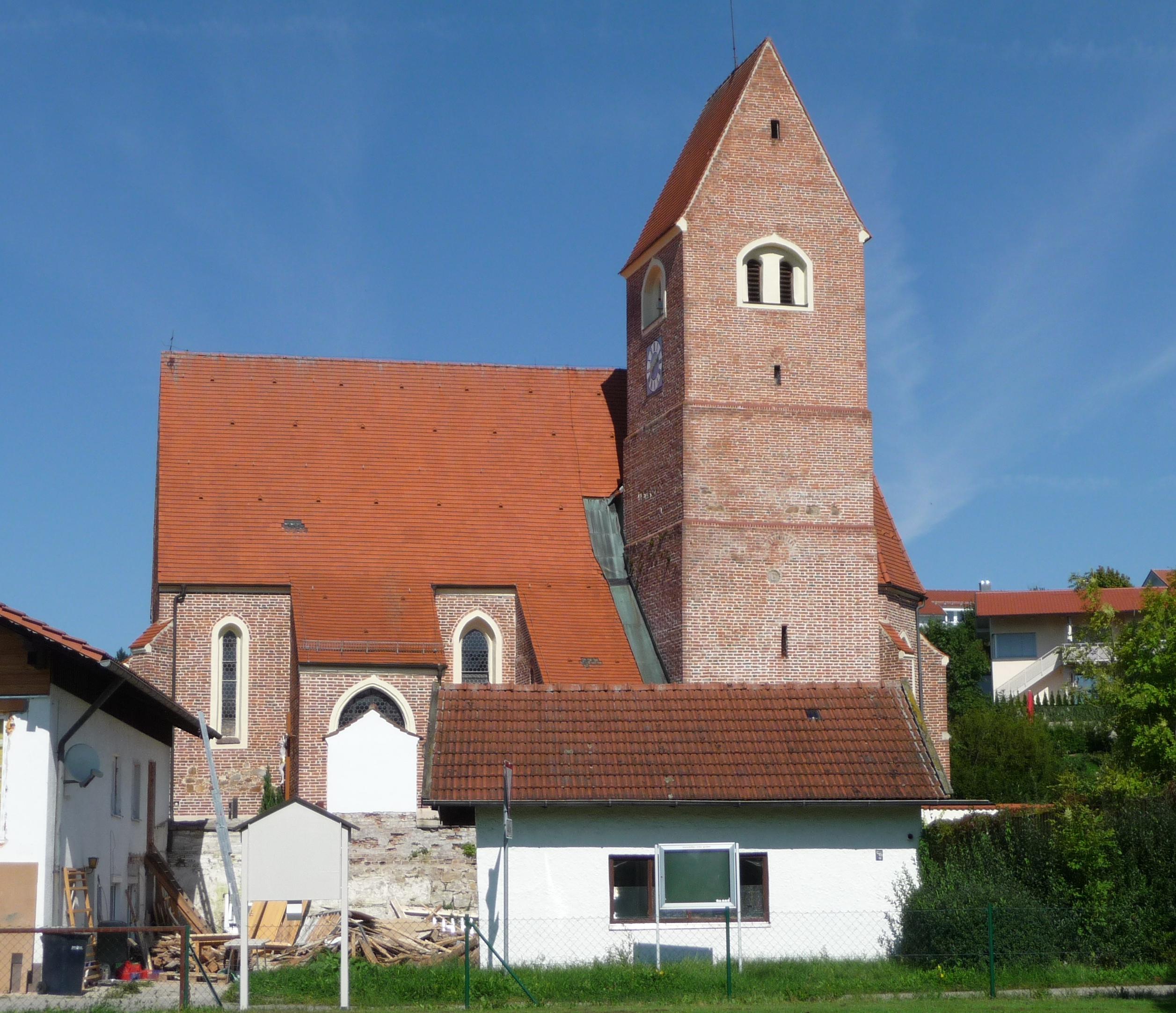 Pfarrkirche Uttlau