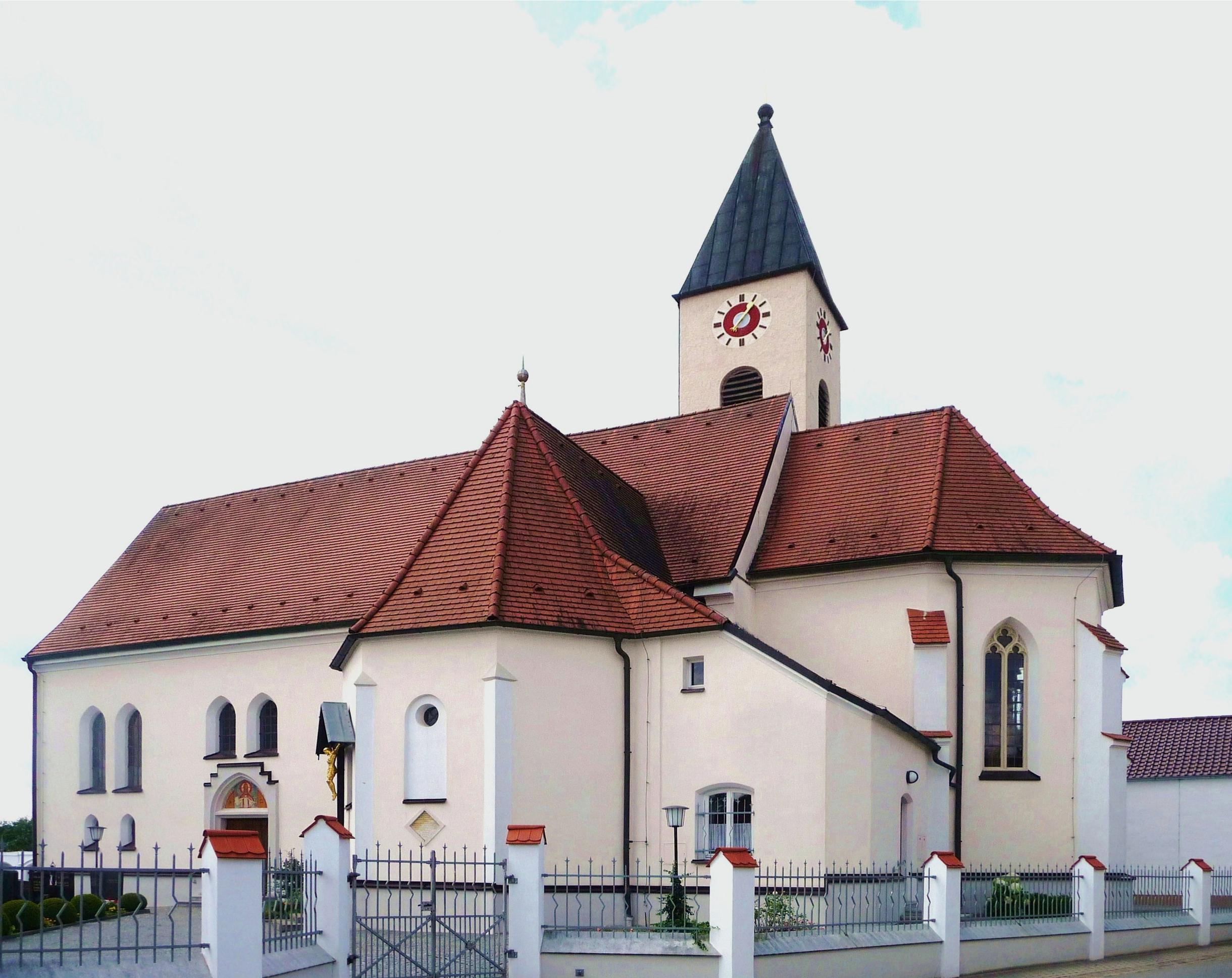 Pfarrkirche Willing 2