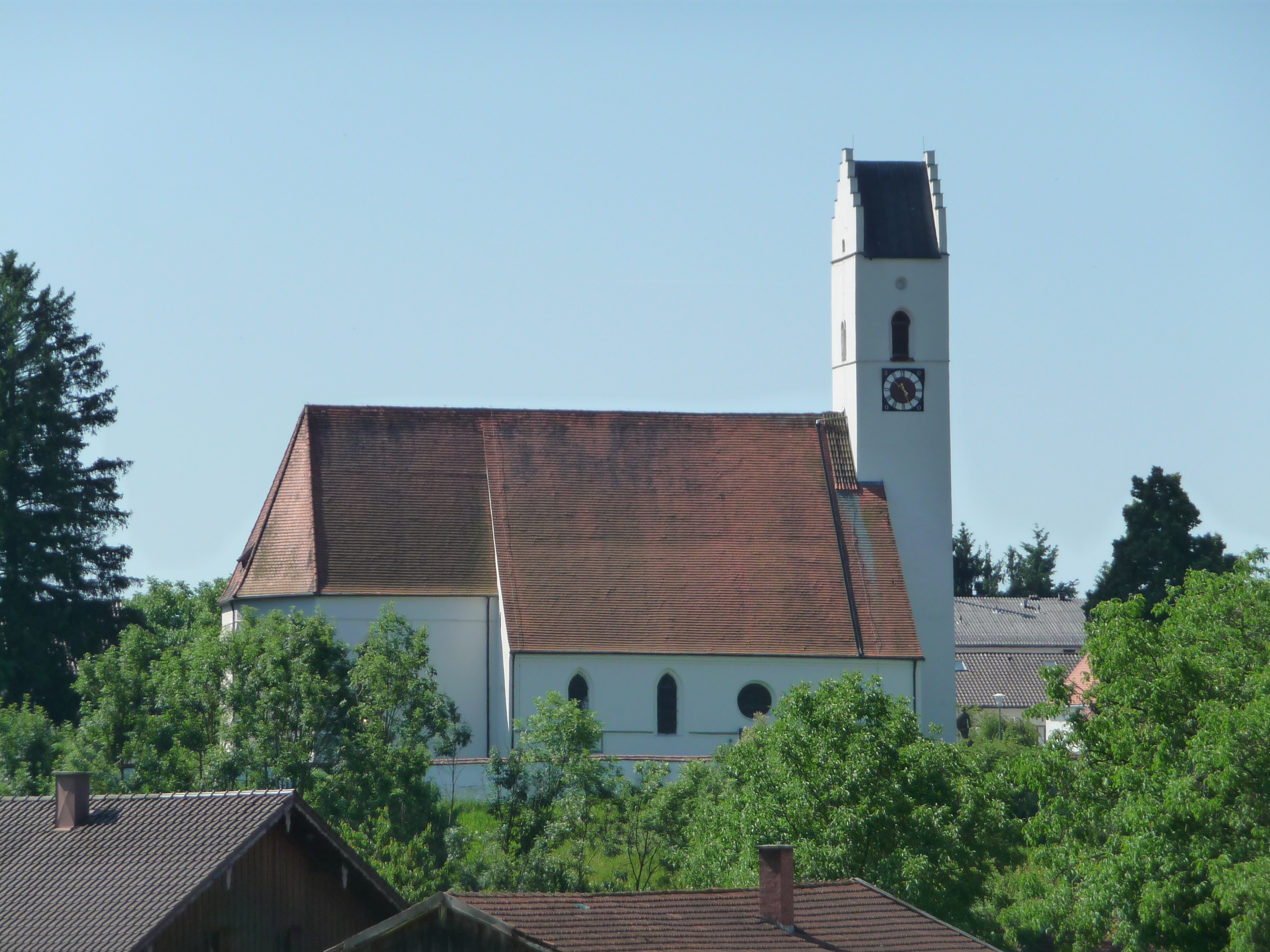 Pfarrkirche Winhc3B6Ring