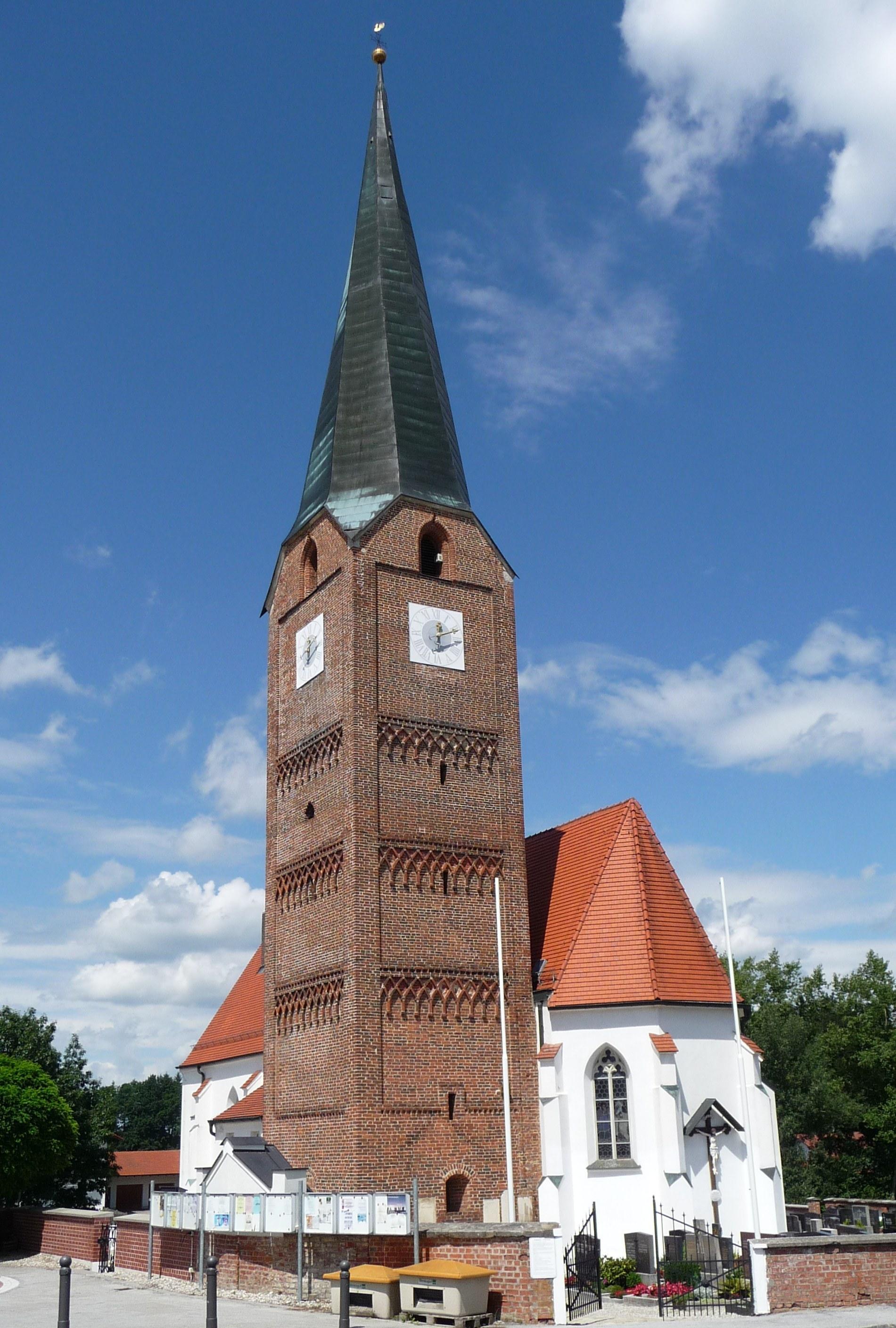 Pfarrkirche Wittibreut