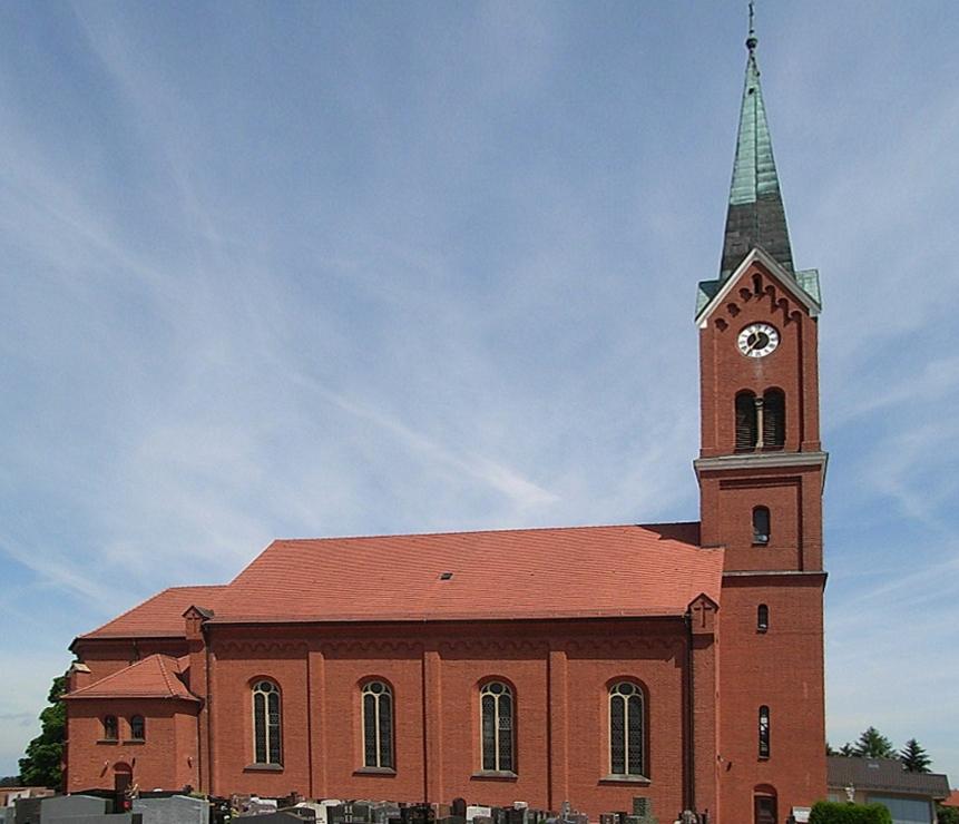 Pfarrkirche Wurmannsquick 2