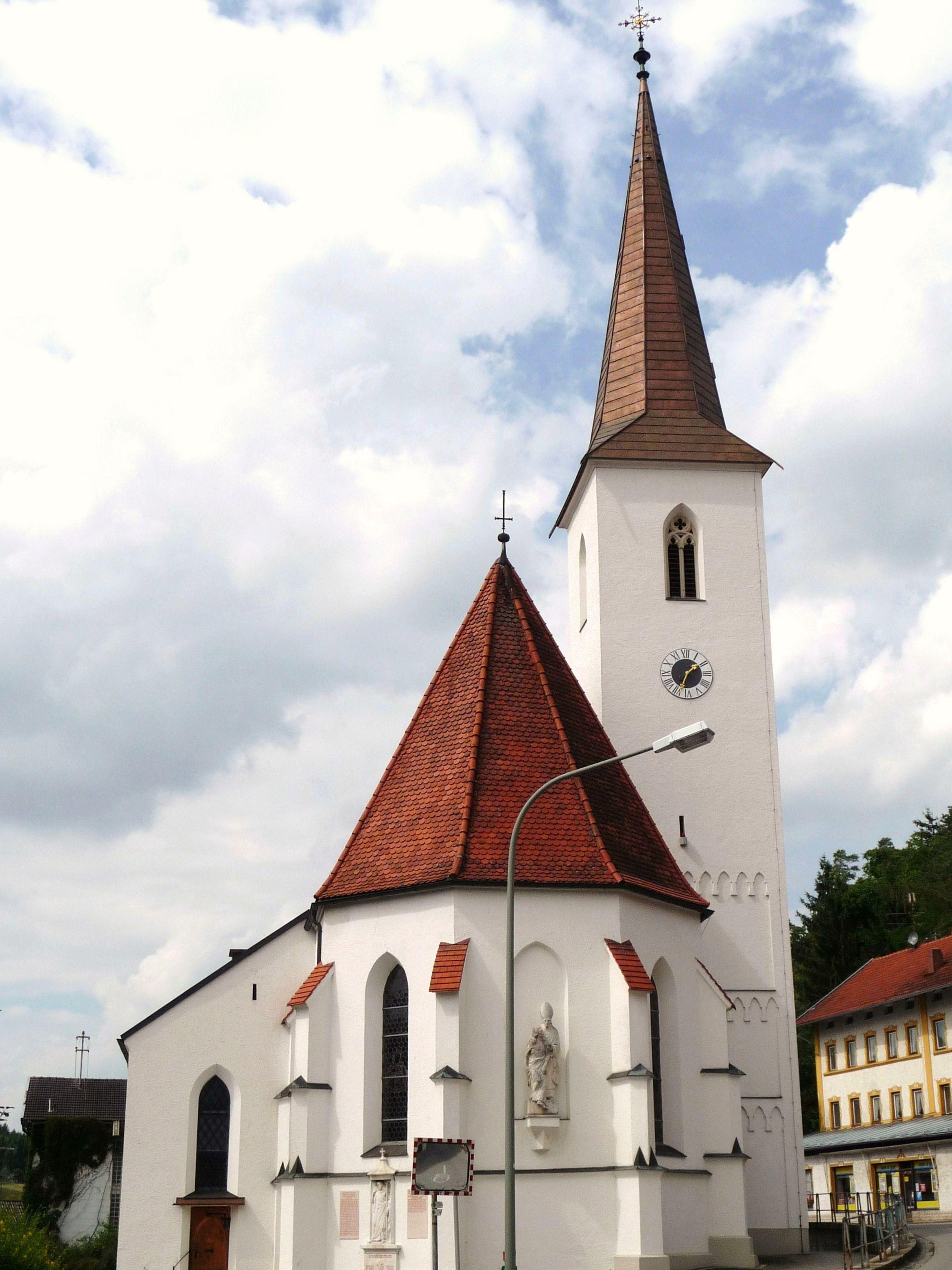 Pfarrkirche Zeilarn