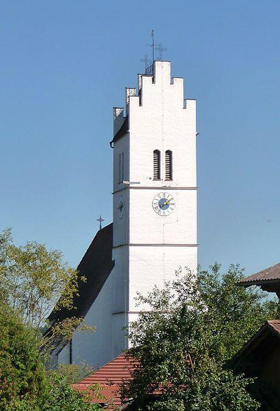 Pfarrkirche Zell