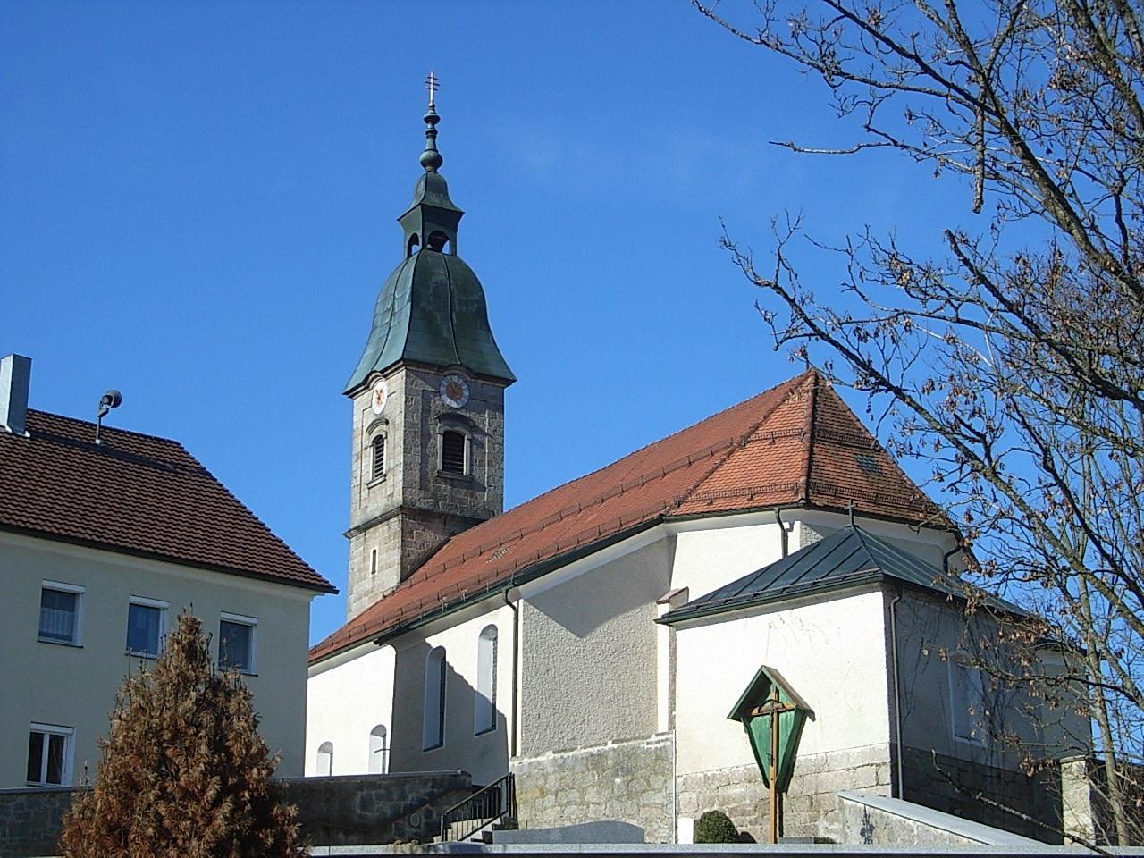 Pfarrkirche Zenting