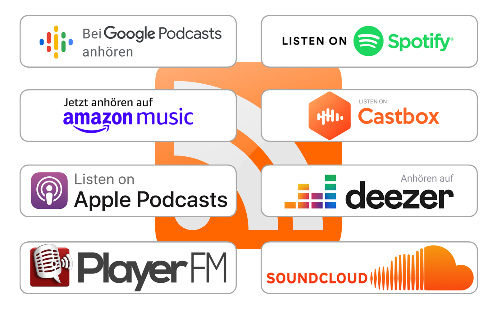 Podcasts Logos3