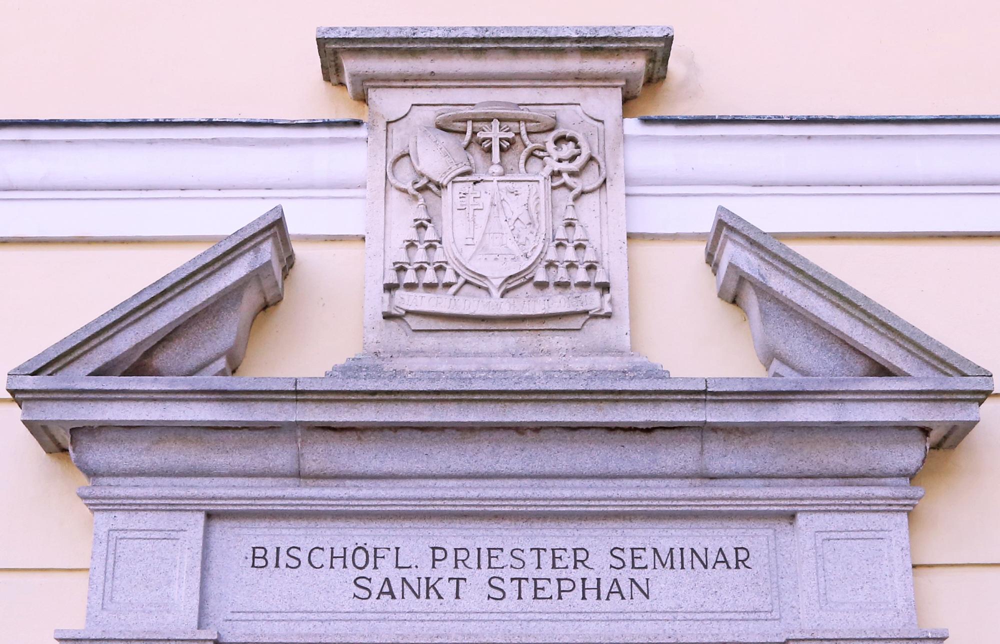 Priesterseminar_Historie