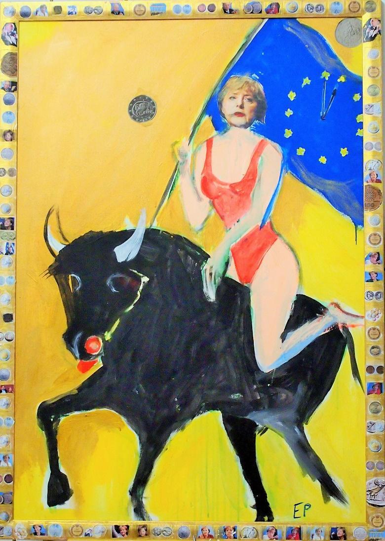 Priller Eva Europa Merkel