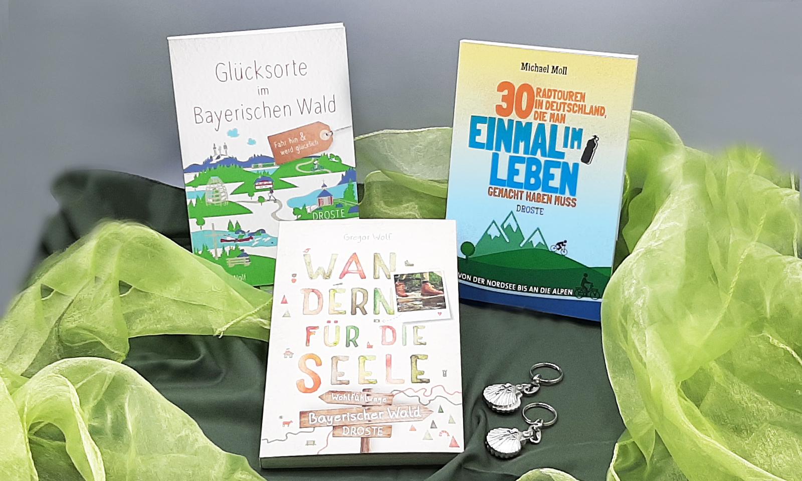 Produkt der Woche Wanderbücher