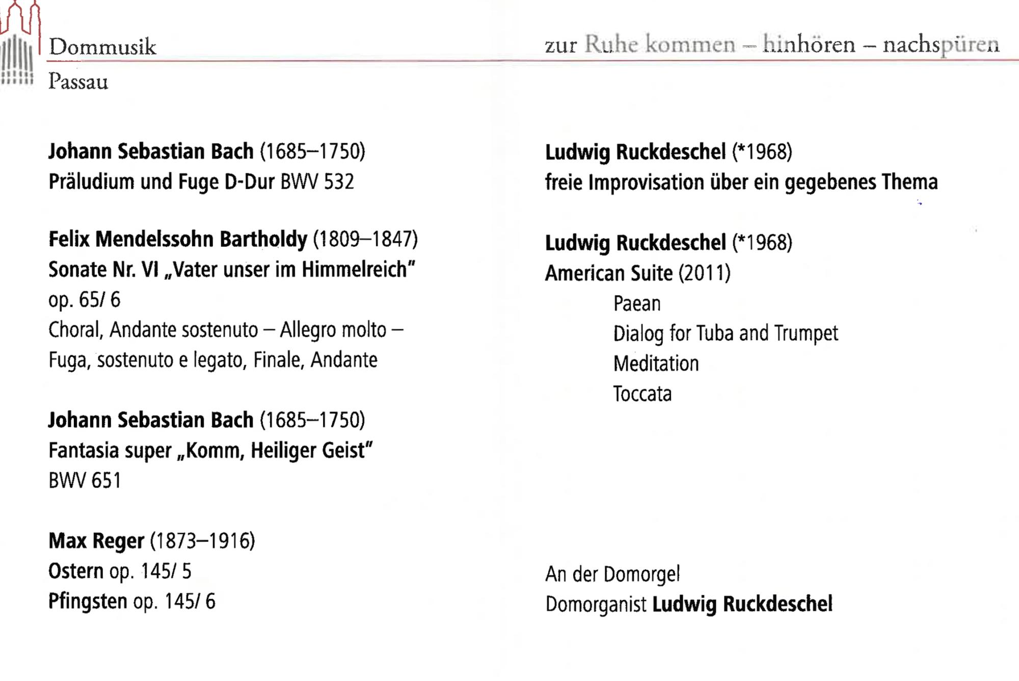 Programme LR 4 3