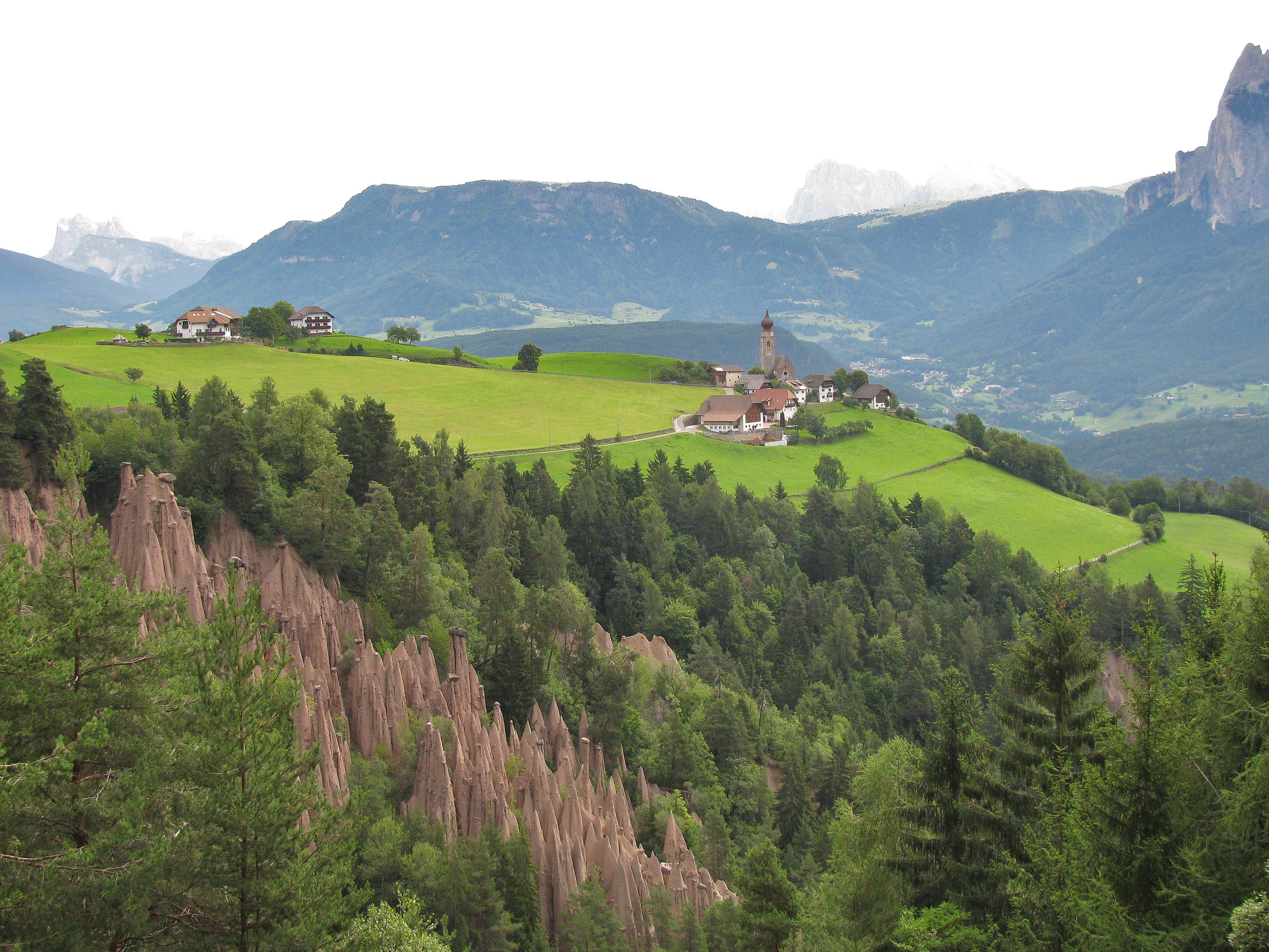 Südtirol_Erdpyramiden_Ritten_IHuber