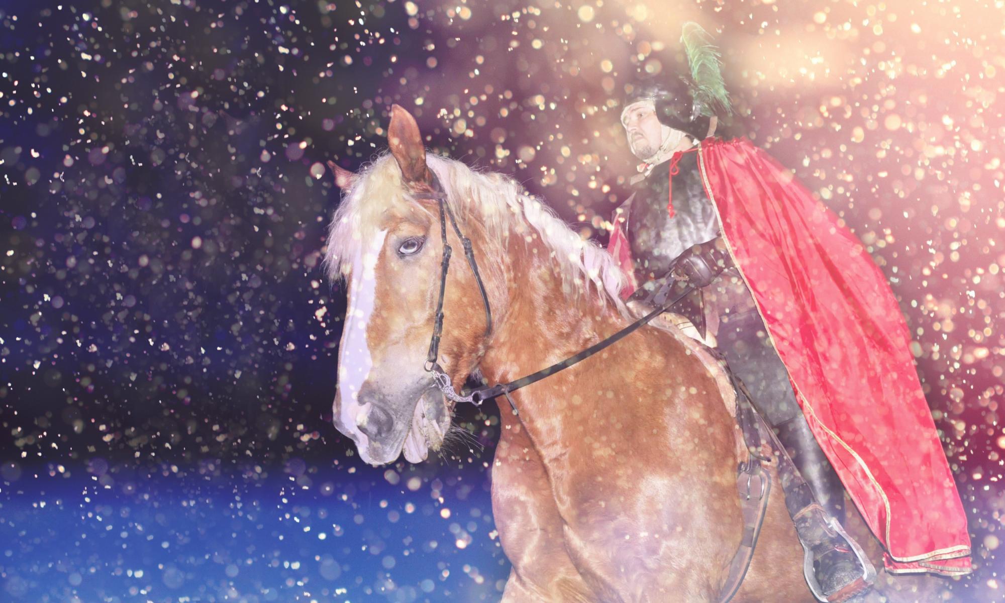 Sankt Martin Pferderitt2
