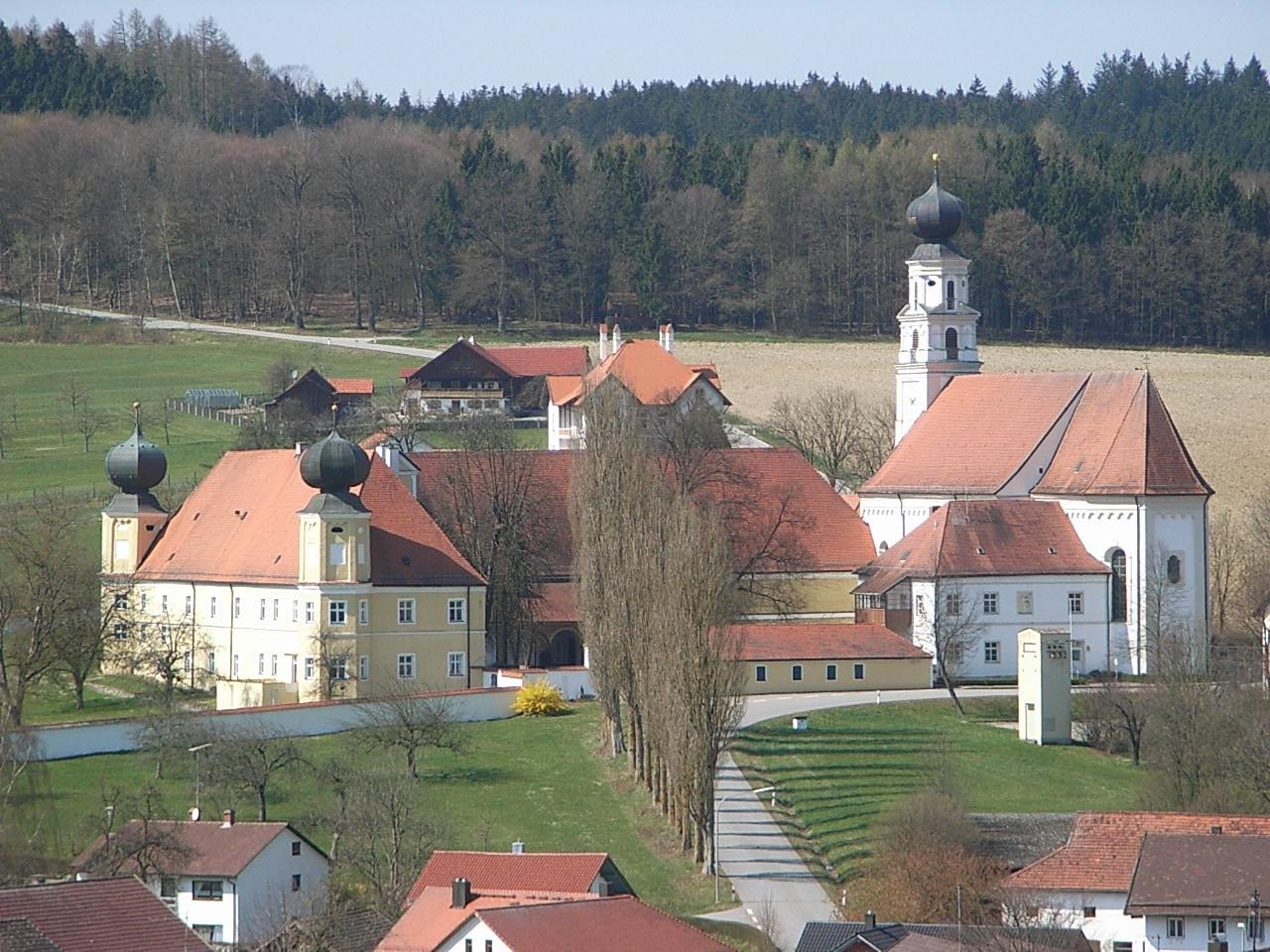 Sankt Salvator Bei Griesbach