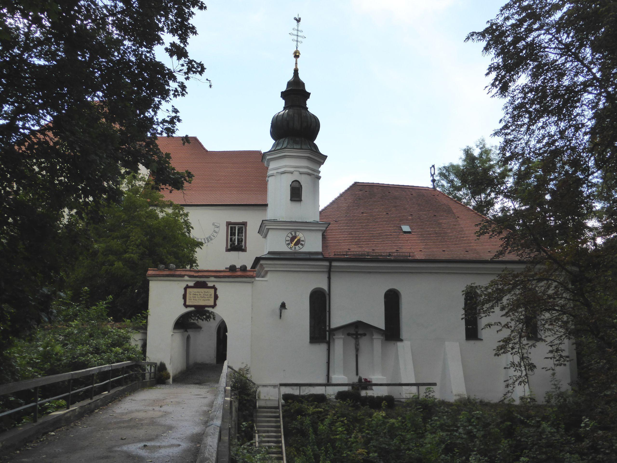 Schlosskapelle Wald An Der Alz