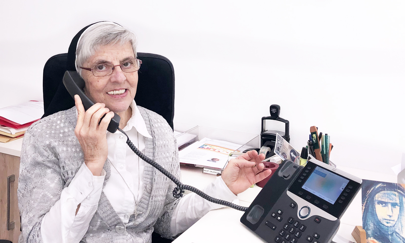 Schwester Conrada Telefon