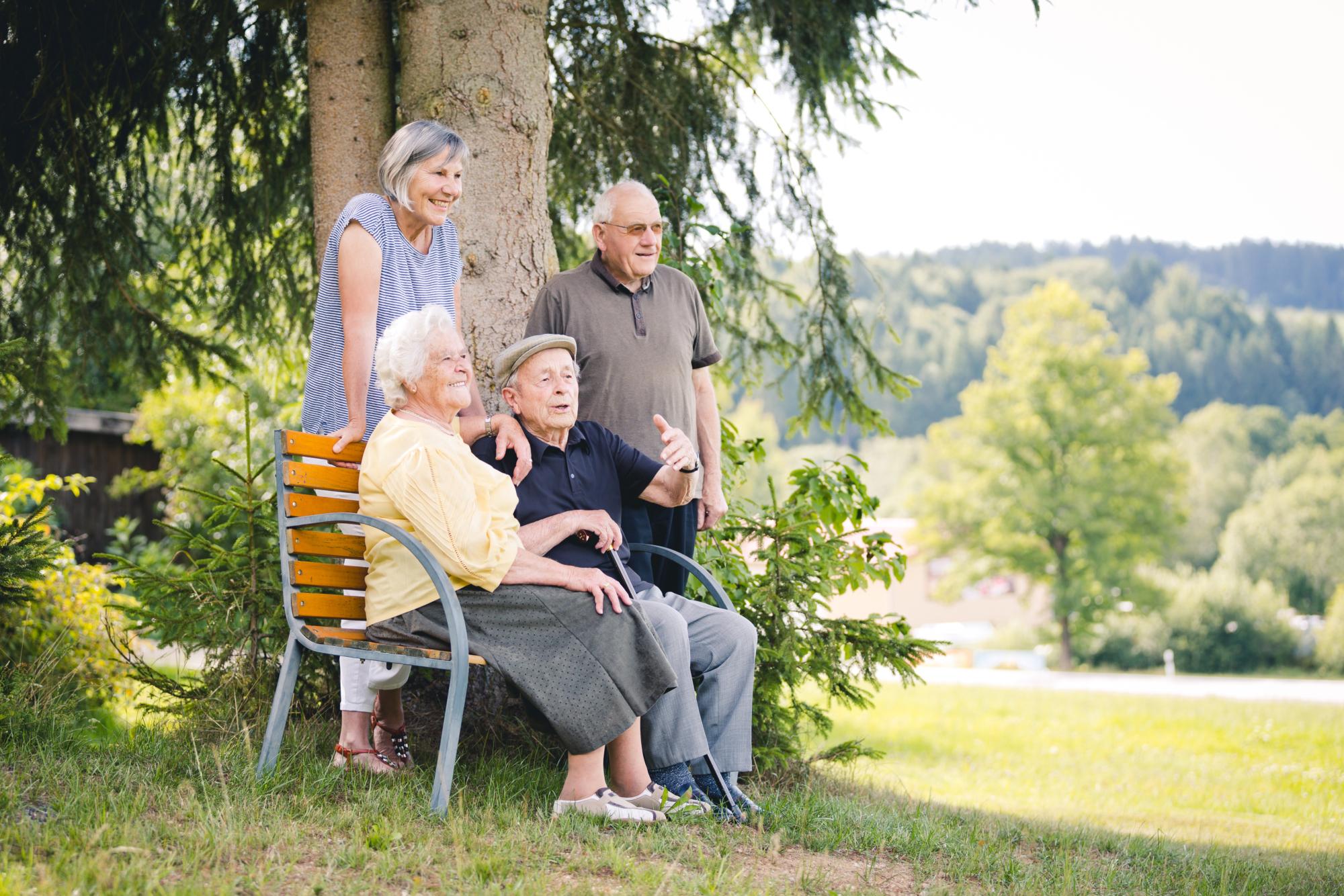 Seniorenseelsorge