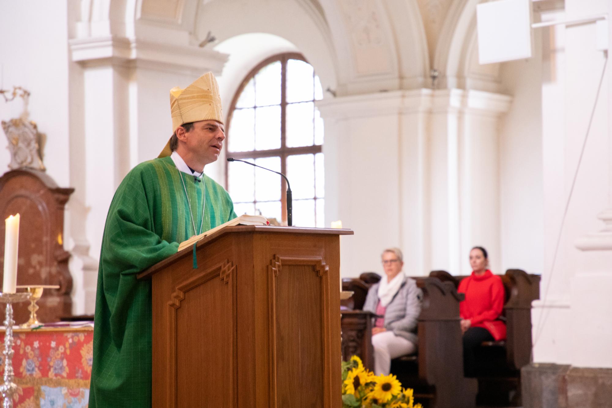 Seniorentag Predigt Bischof