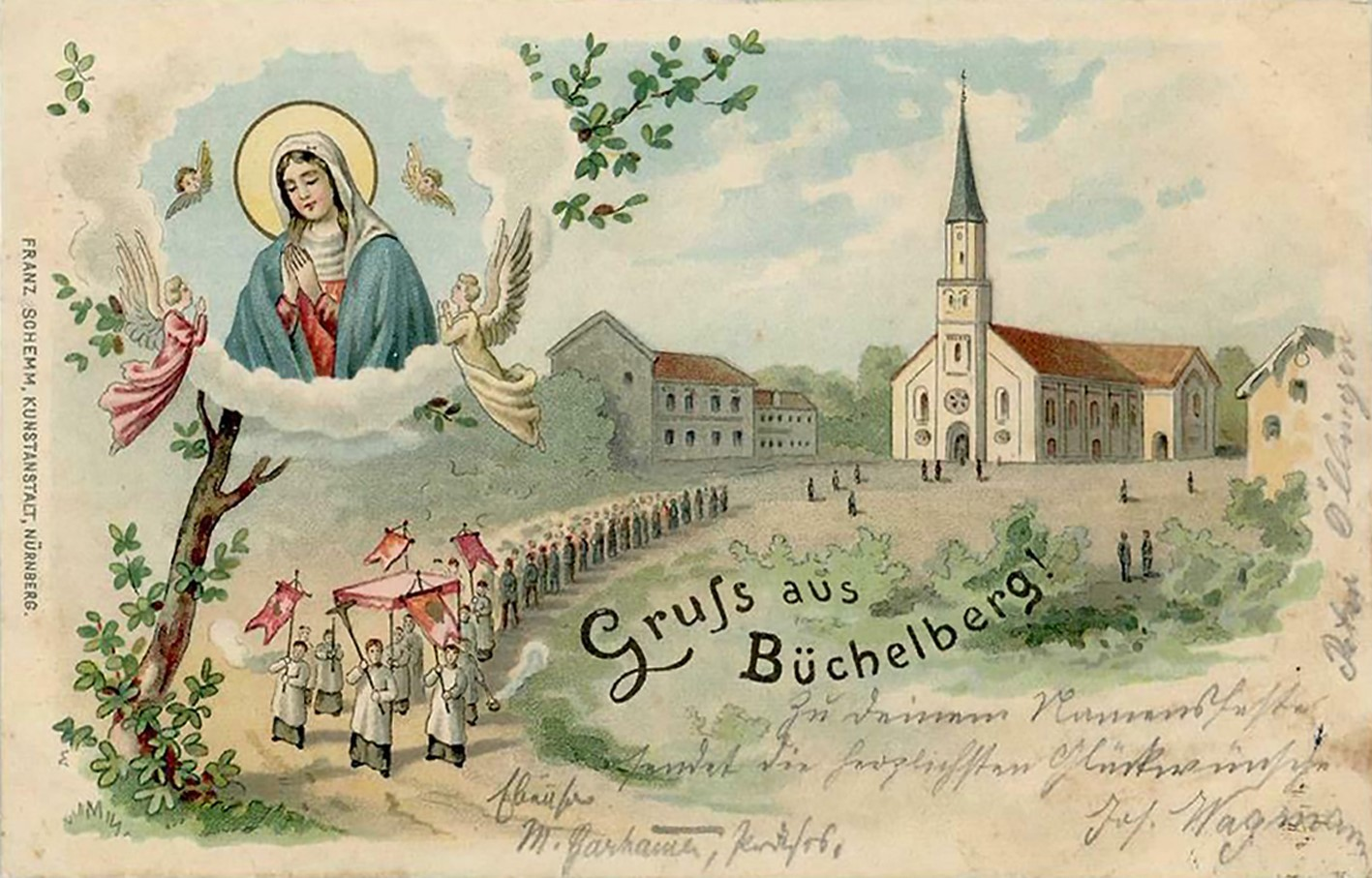 Serie Büchlberg