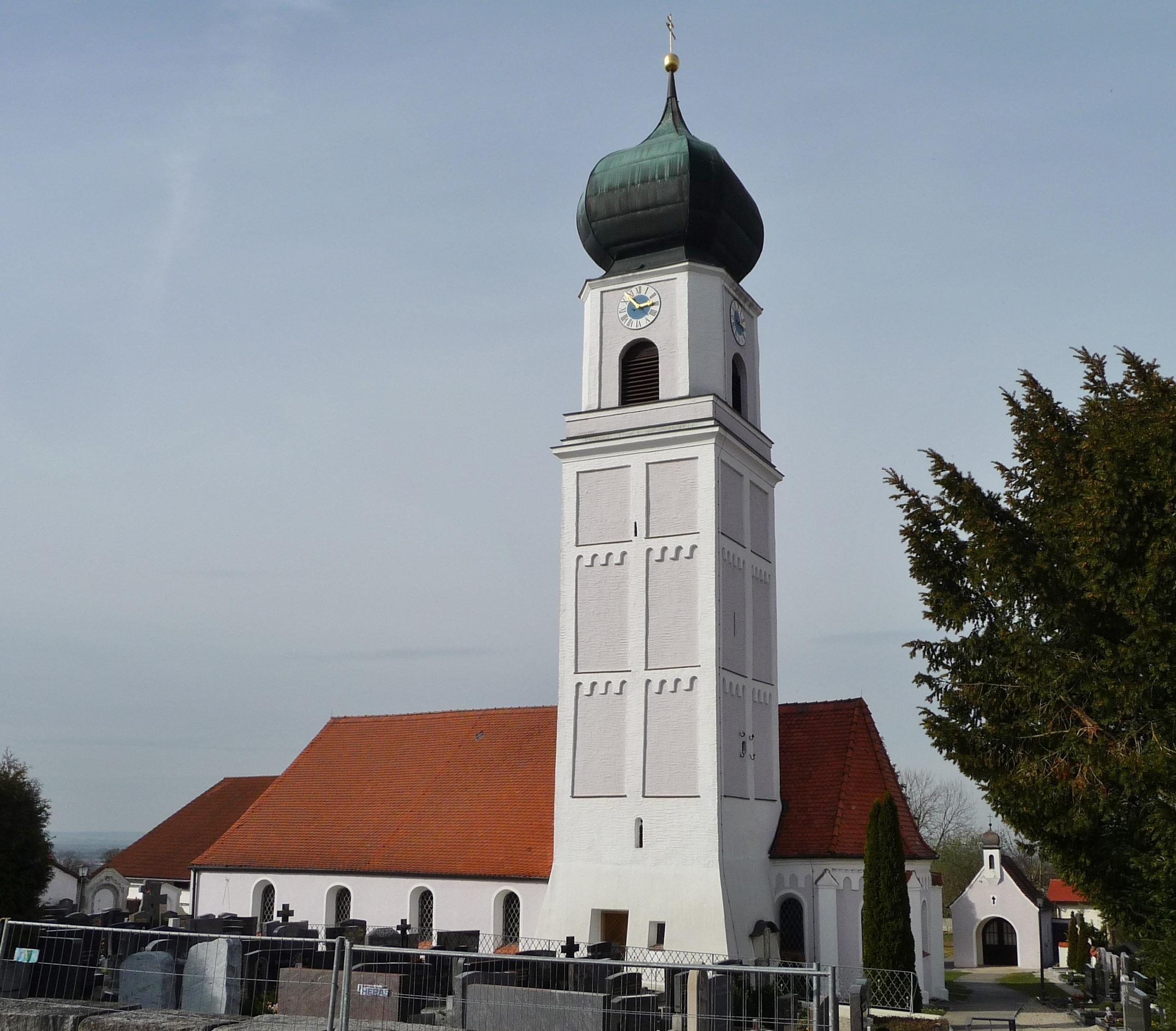 St Laurentius Zeholfing
