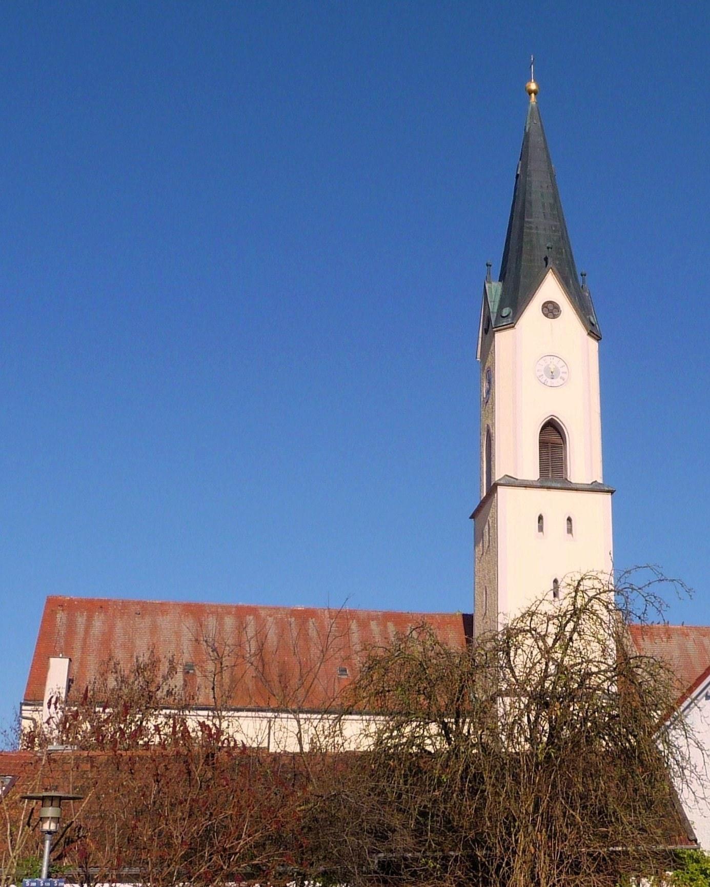 St  Peter Hartkirchen