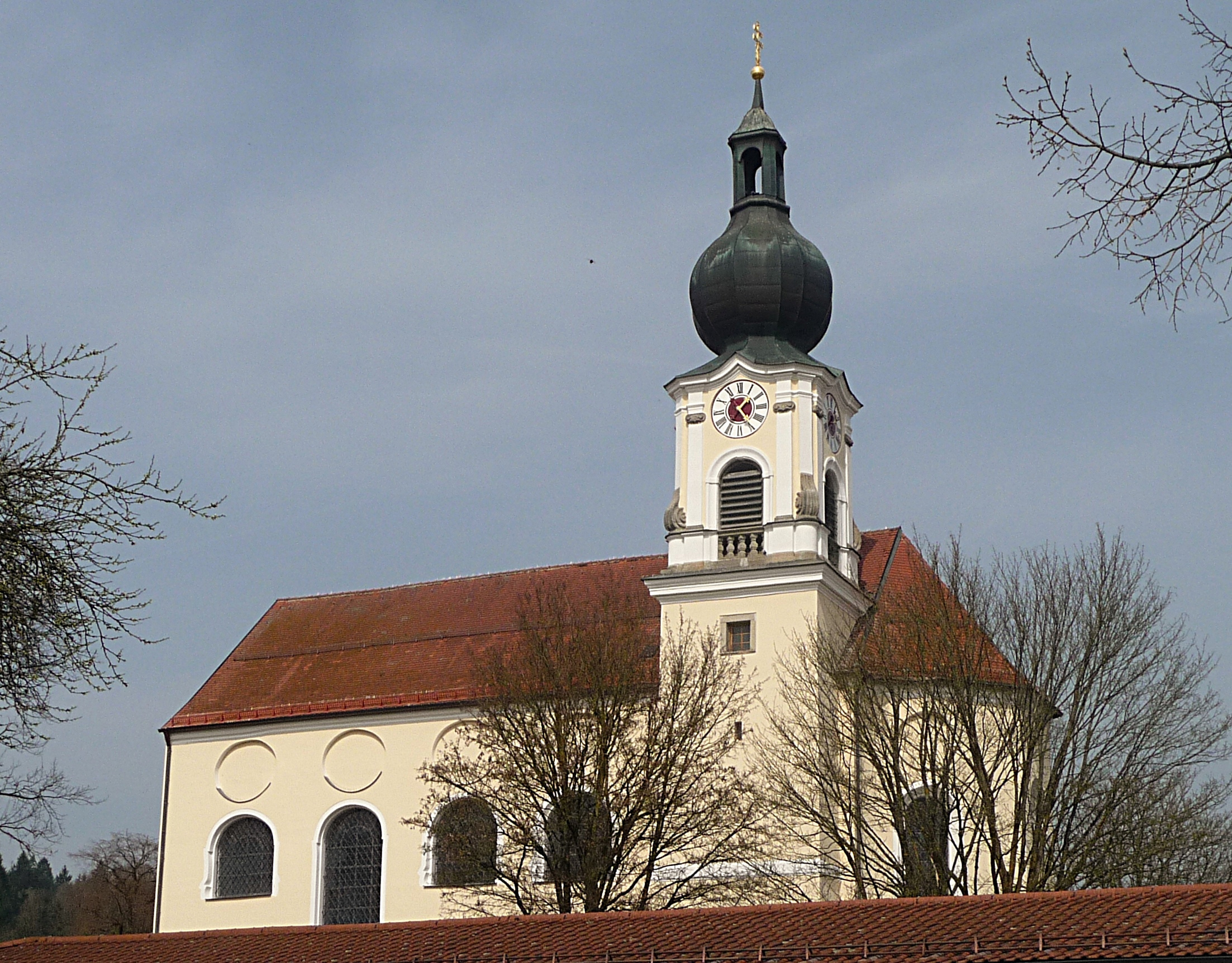 St Stephanus Seebach