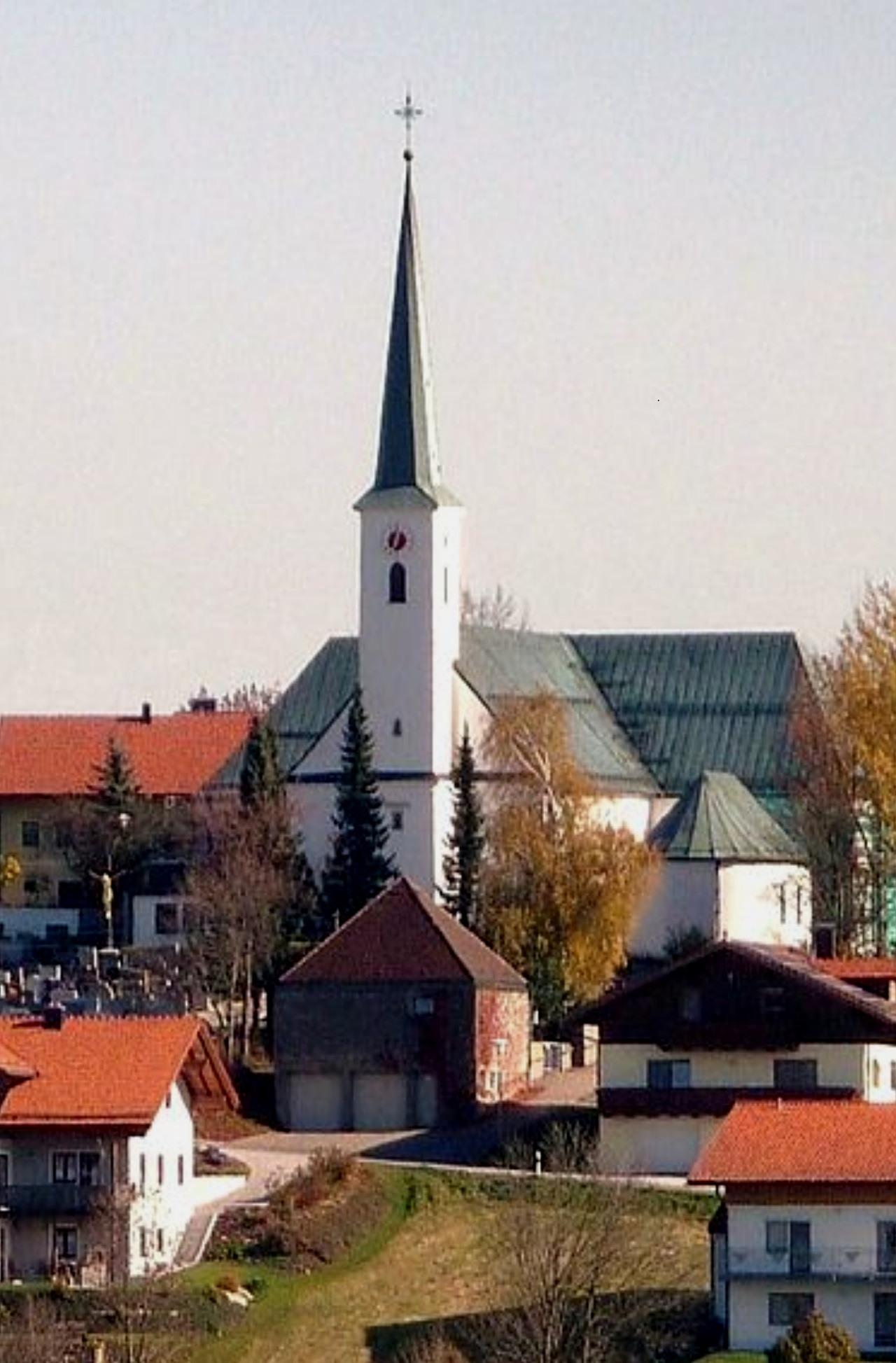 St Peter Und Paul Hohenau