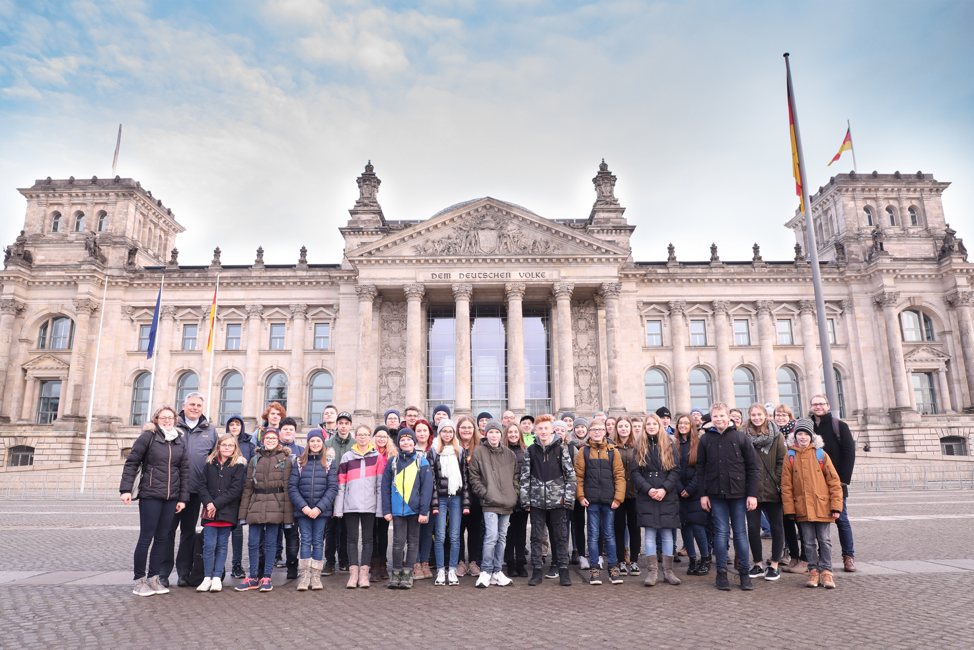 Sternsinger Bundestag low