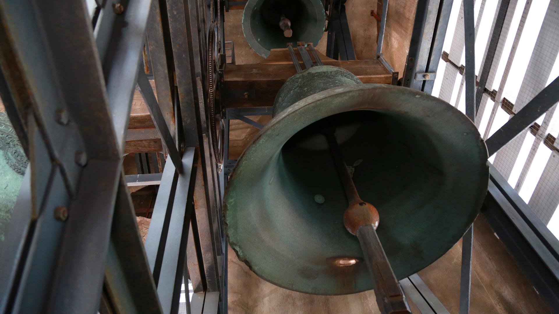 Teil 3 Domglocken Wieder hautnah im Glockenturm Version Sommer 2017 titel