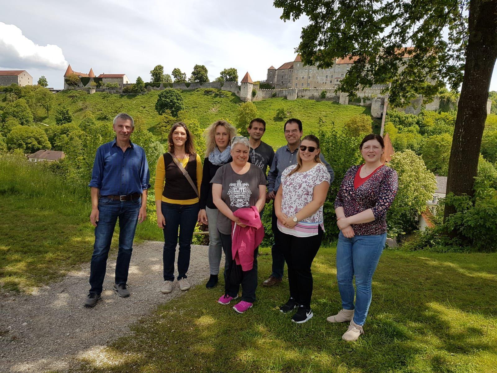 Umweltauditorinnen Bistum Passau 2019 20