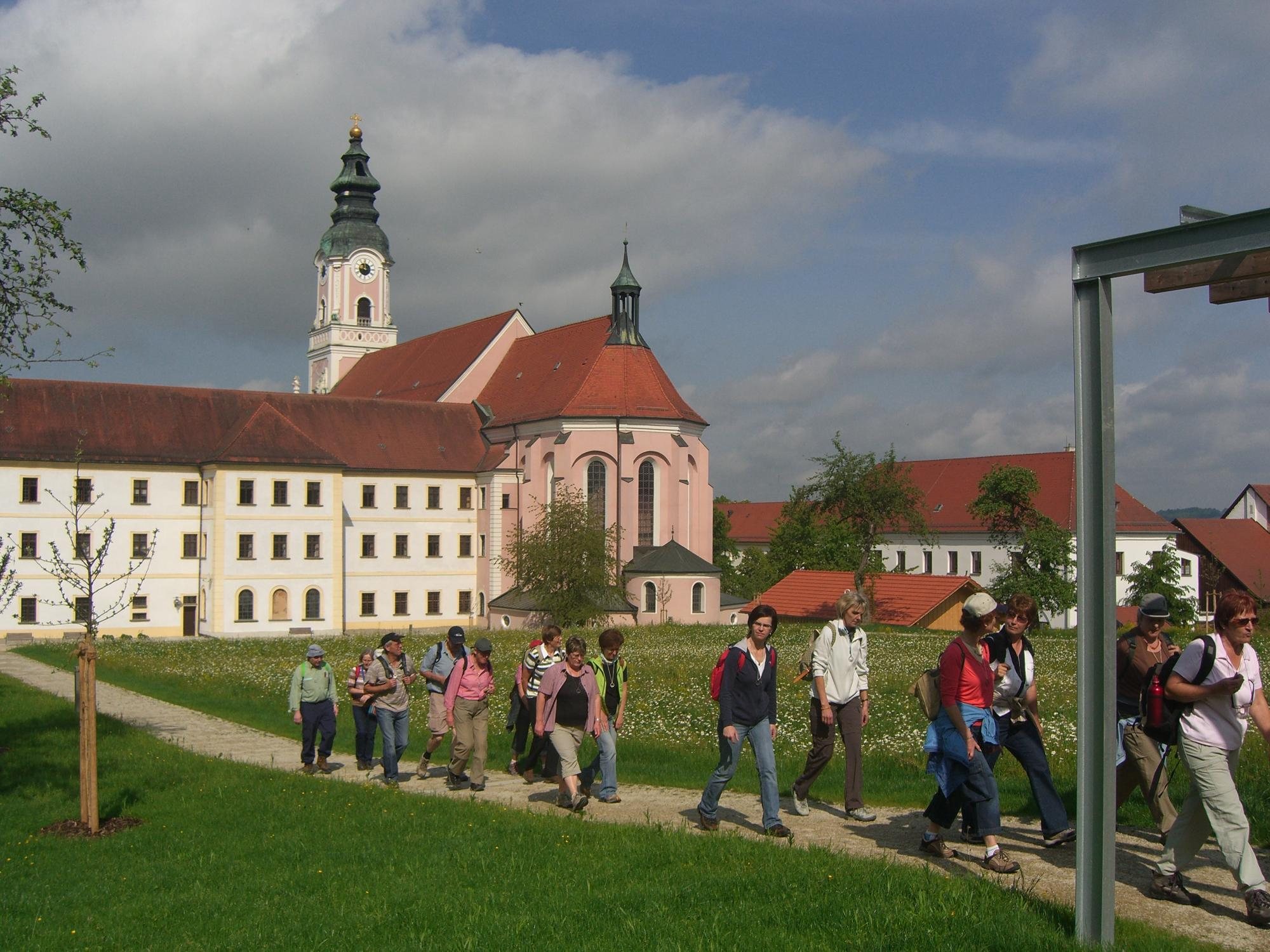 VIA NOVA Aldersbach