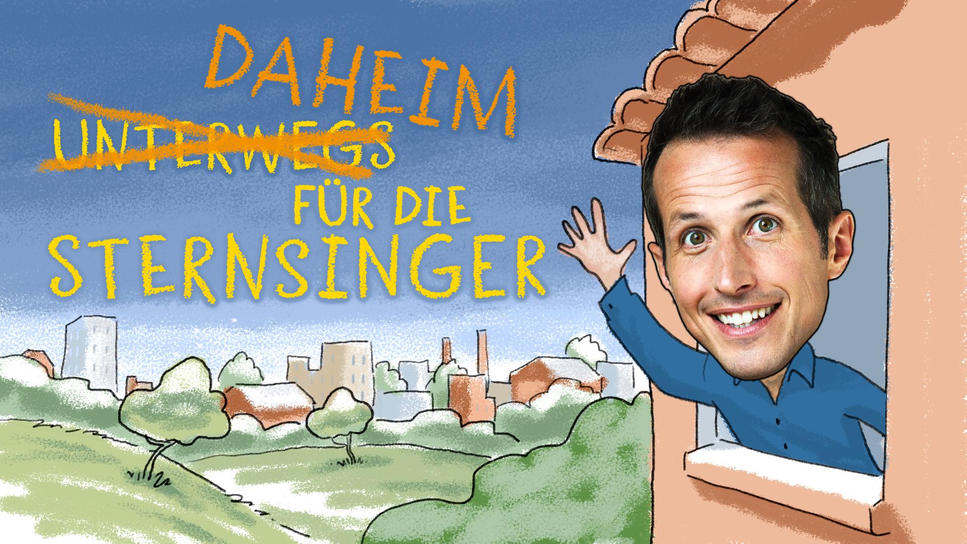 Willi daheim