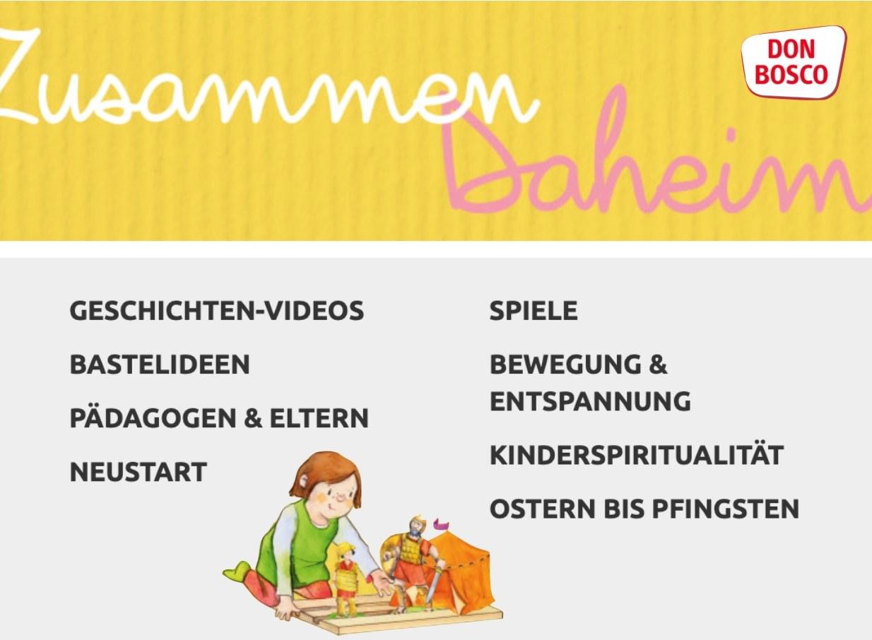 Zusammen Daheim