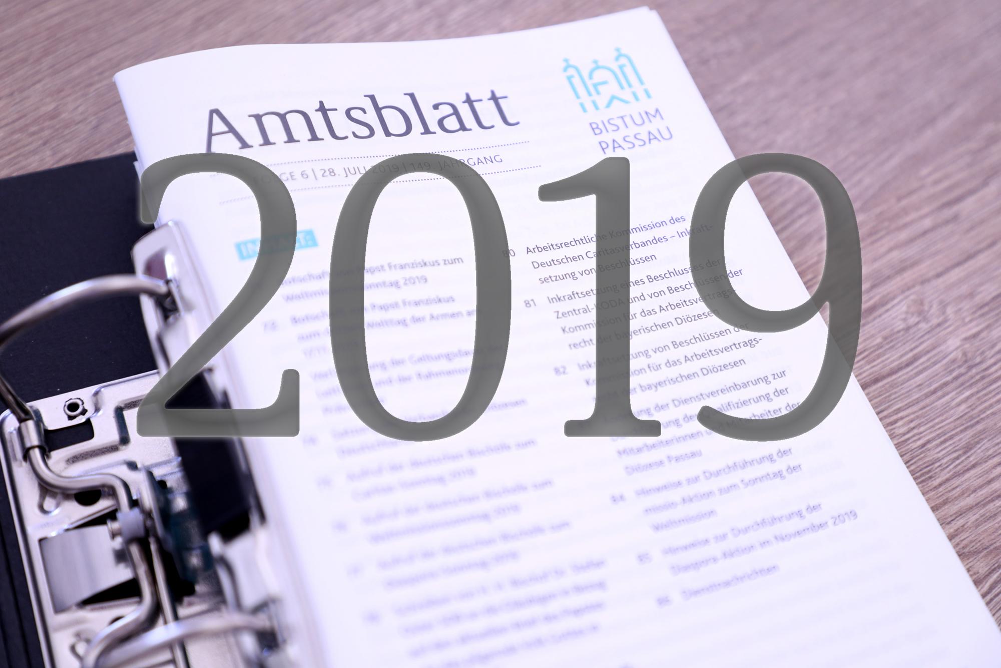 Amtsblatt2019