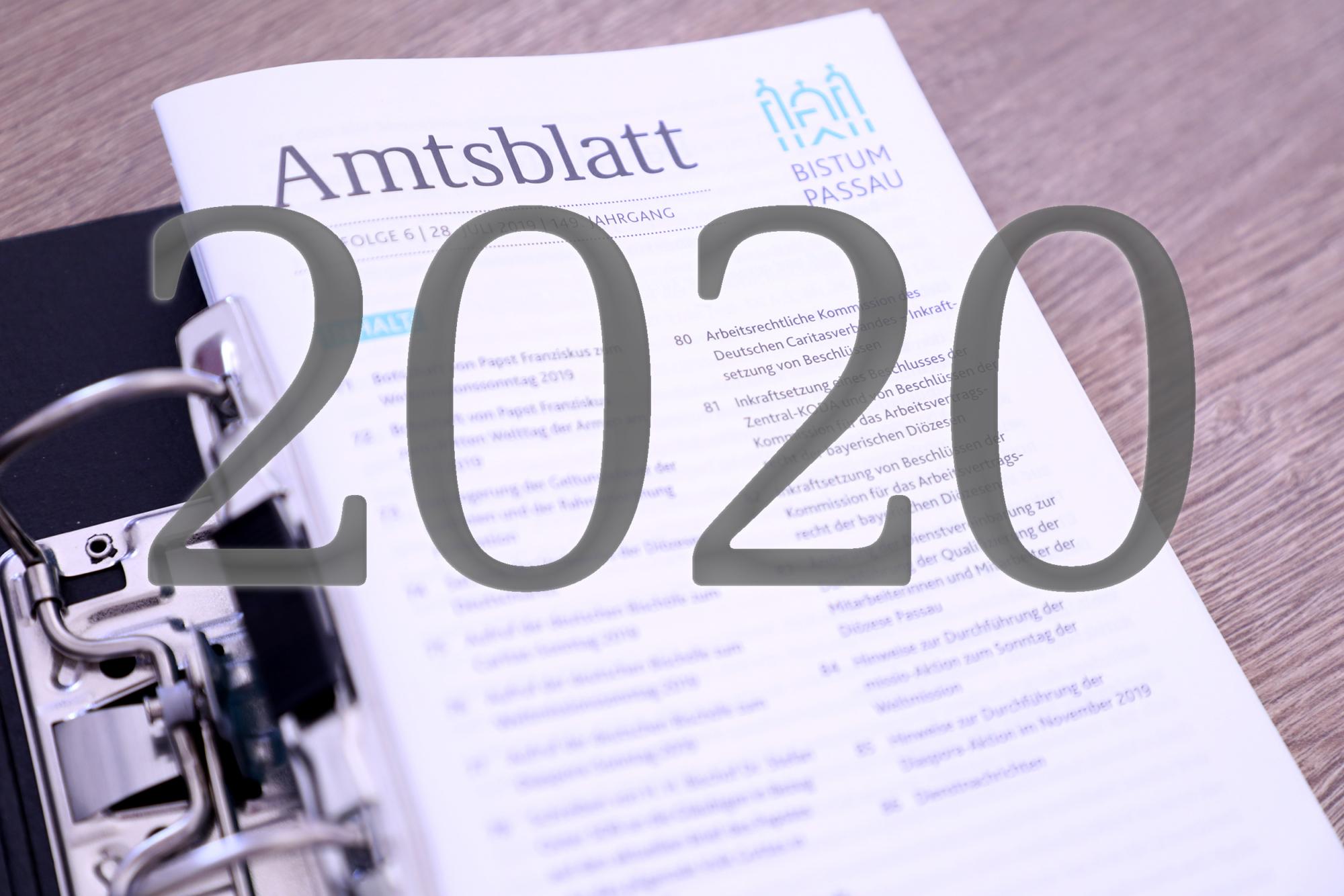 Amtsblatt2020