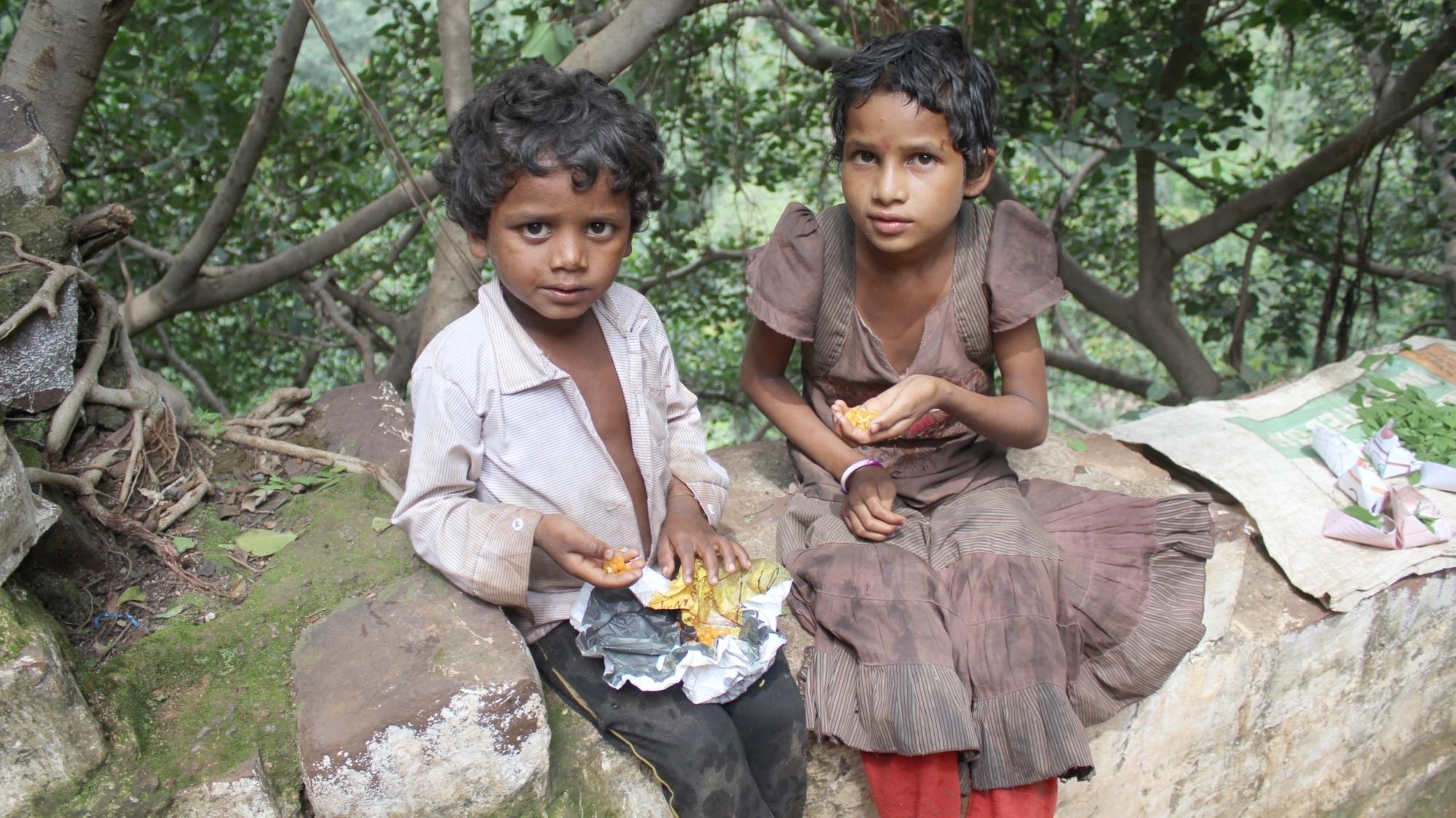 Armut kinder Sonam Prajapati Pixabay