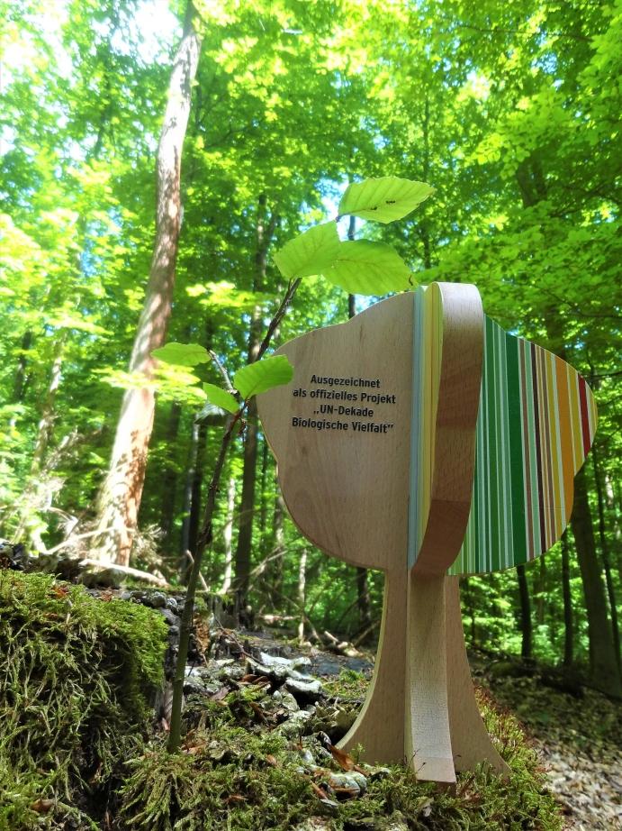 Bioholz baeumchen