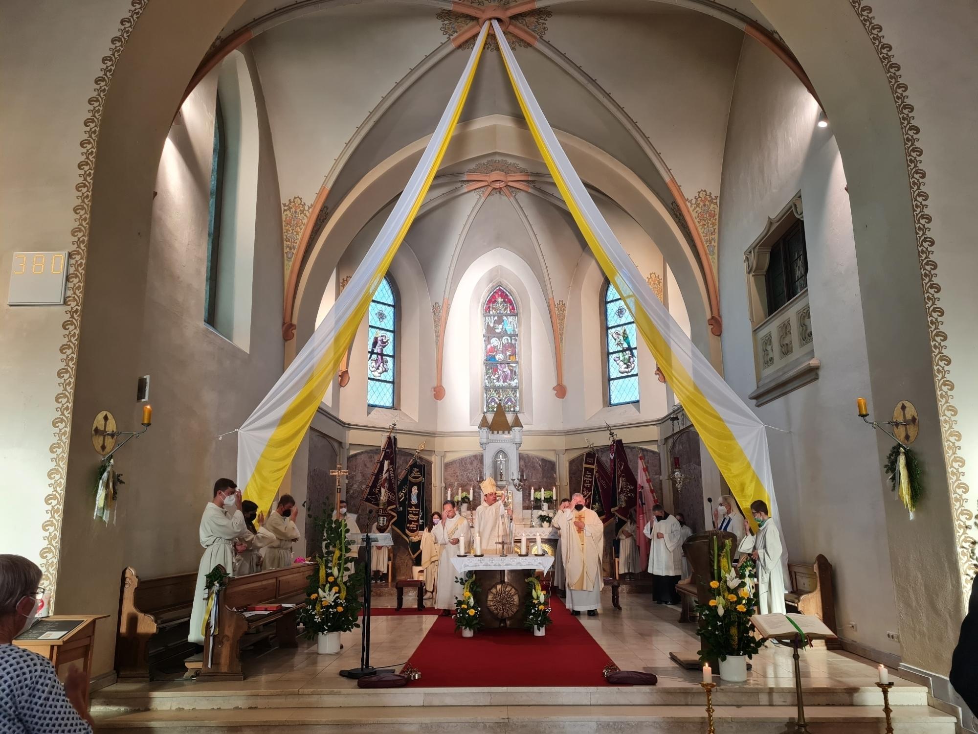 Bp Bistumsblatt Pfarrjubilñen Jñgerwirth Bischof Oster 10 07 2021 1