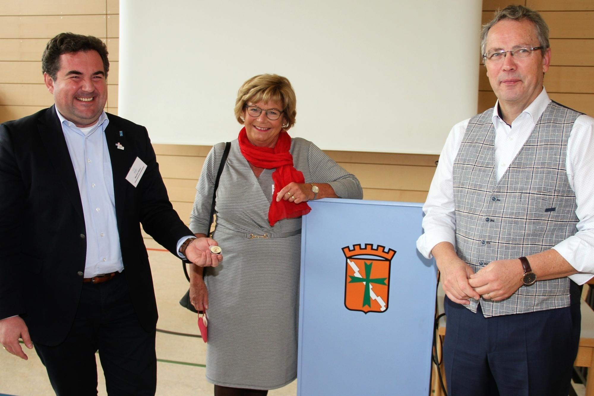 Bp Mediendienste Di Âzesanrat Dekanatssynode Passau Gemeinsame Sitzung 16 10 2021 1