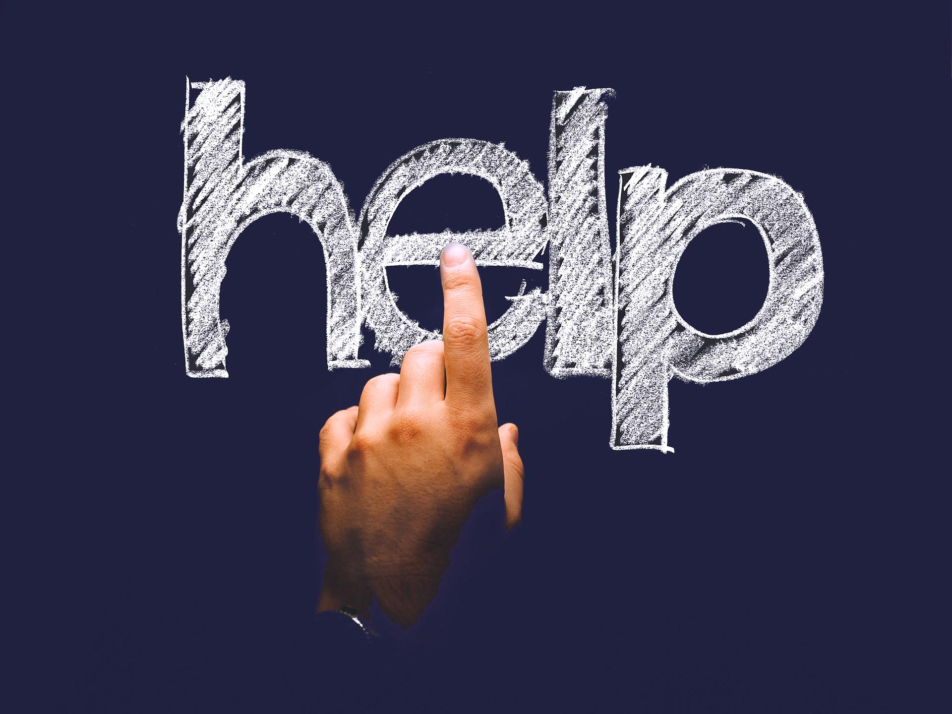Help Gerd Altmann Pixabay