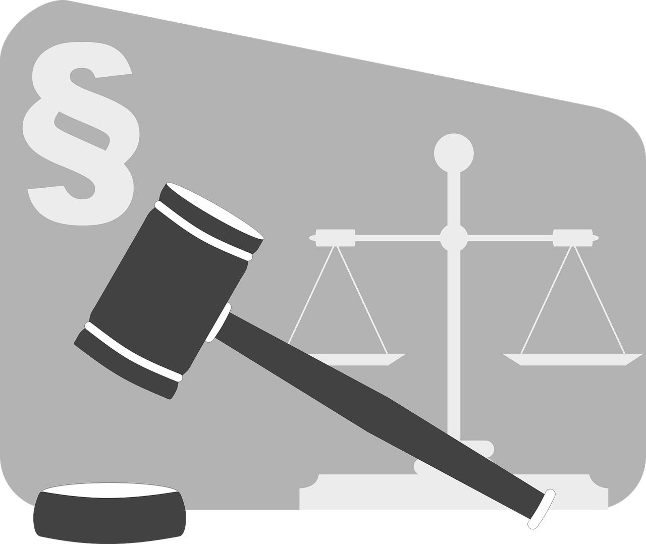 Law 1898974 1280 Bild von succo auf Pixabay