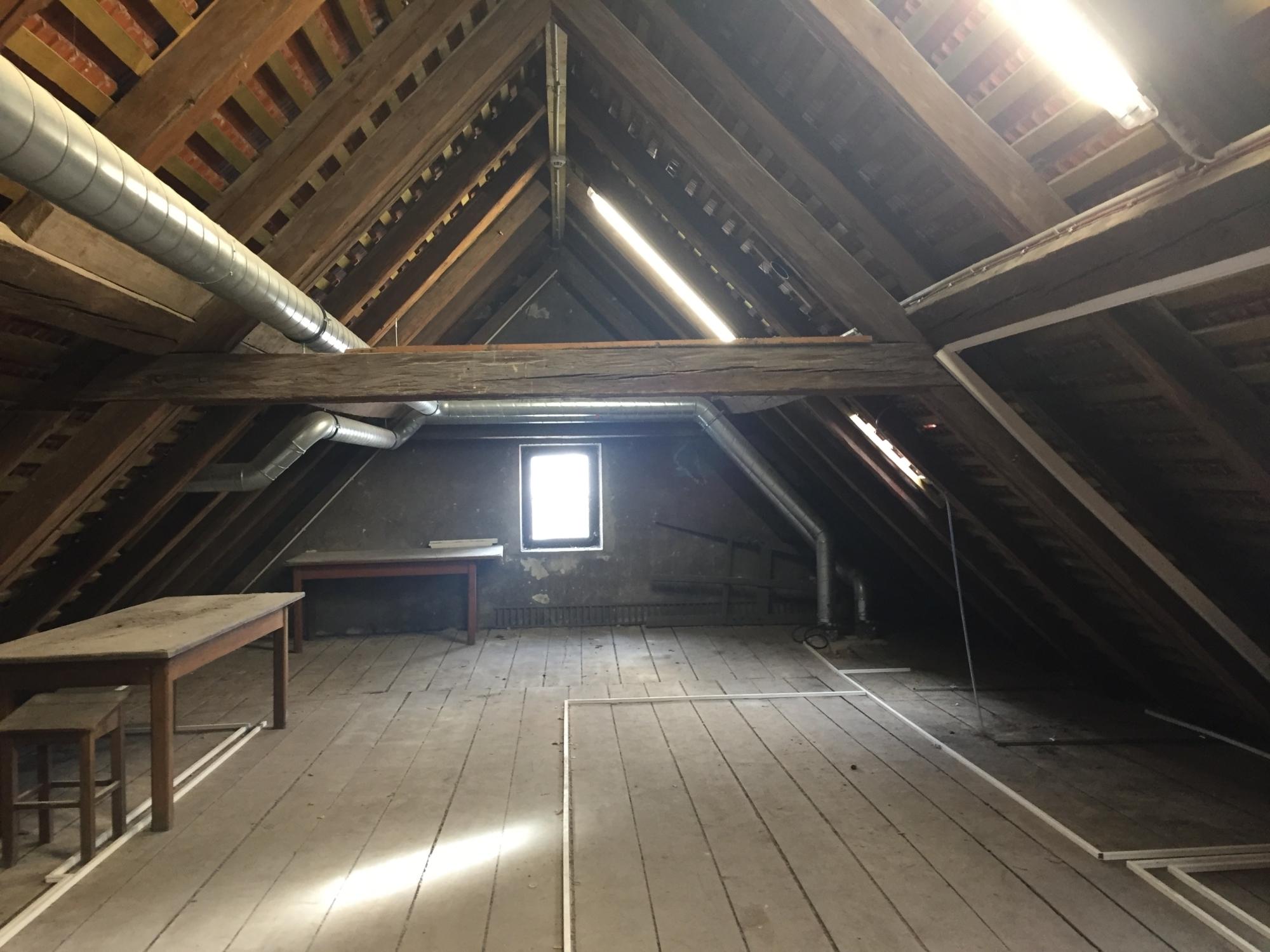 Dachboden St. Max